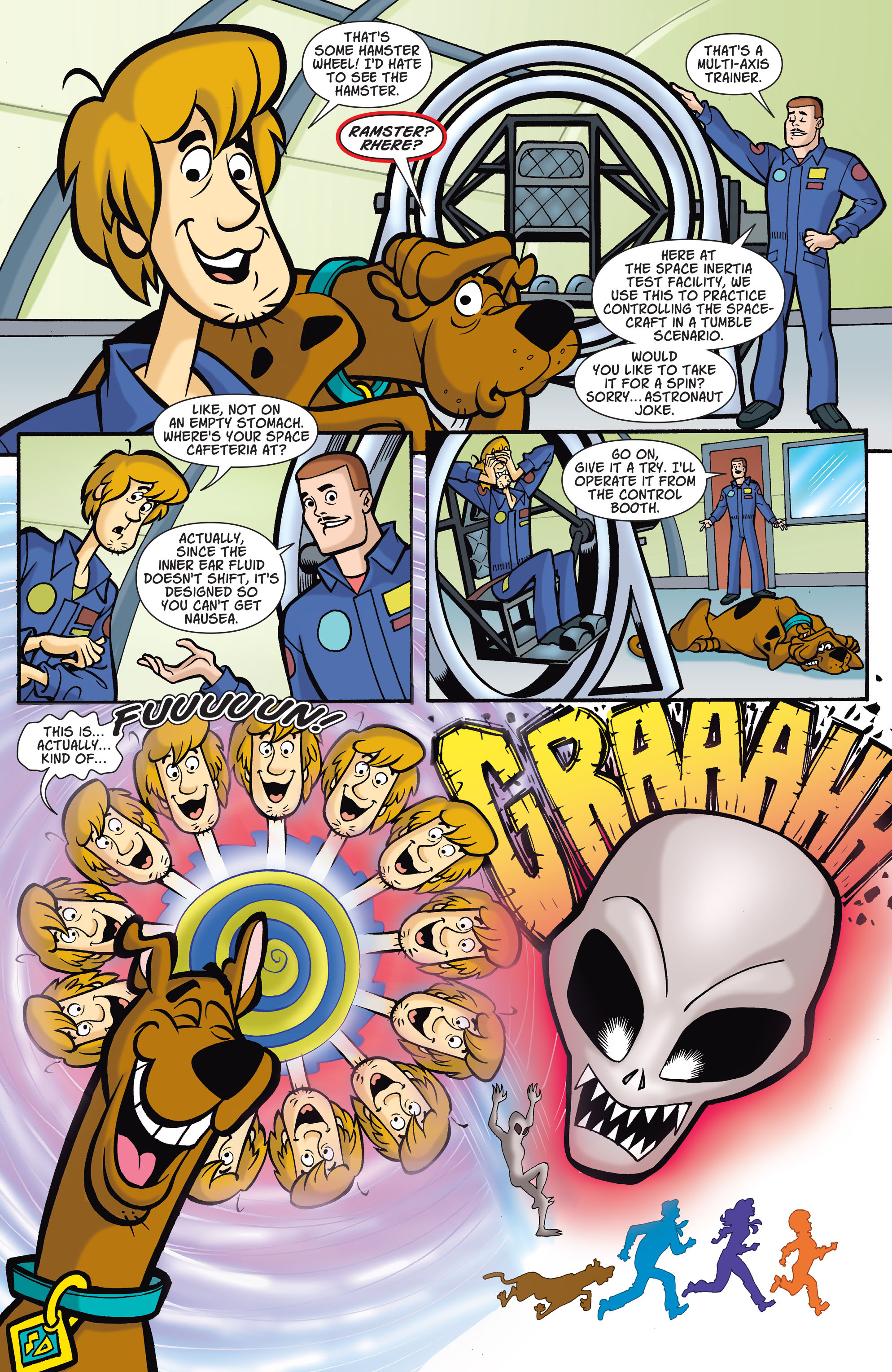Read online Scooby-Doo: Where Are You? comic -  Issue #78 - 5