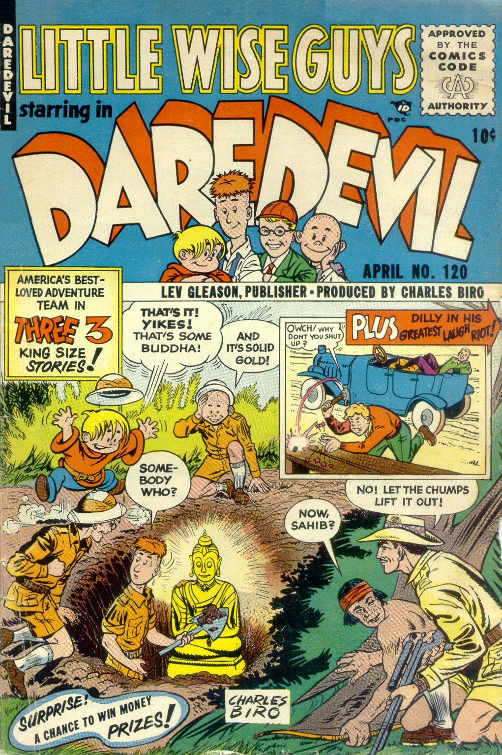 Daredevil (1941) 120 Page 1
