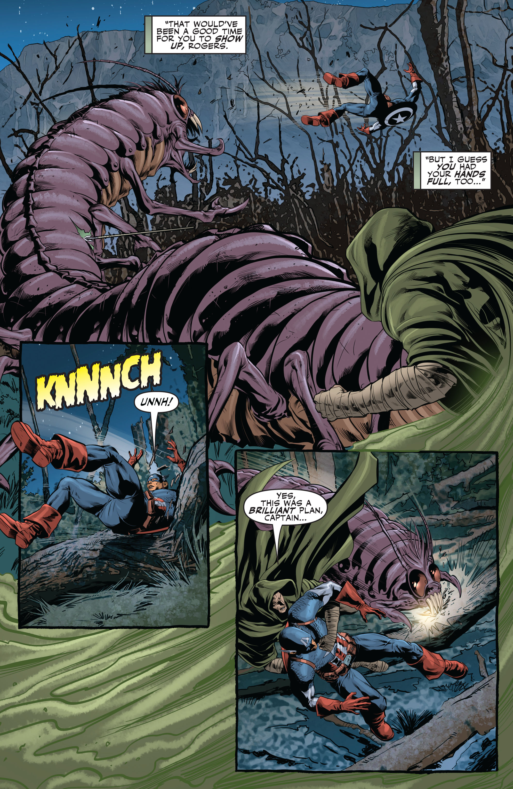 Read online Secret Avengers (2010) comic -  Issue #12 - 16