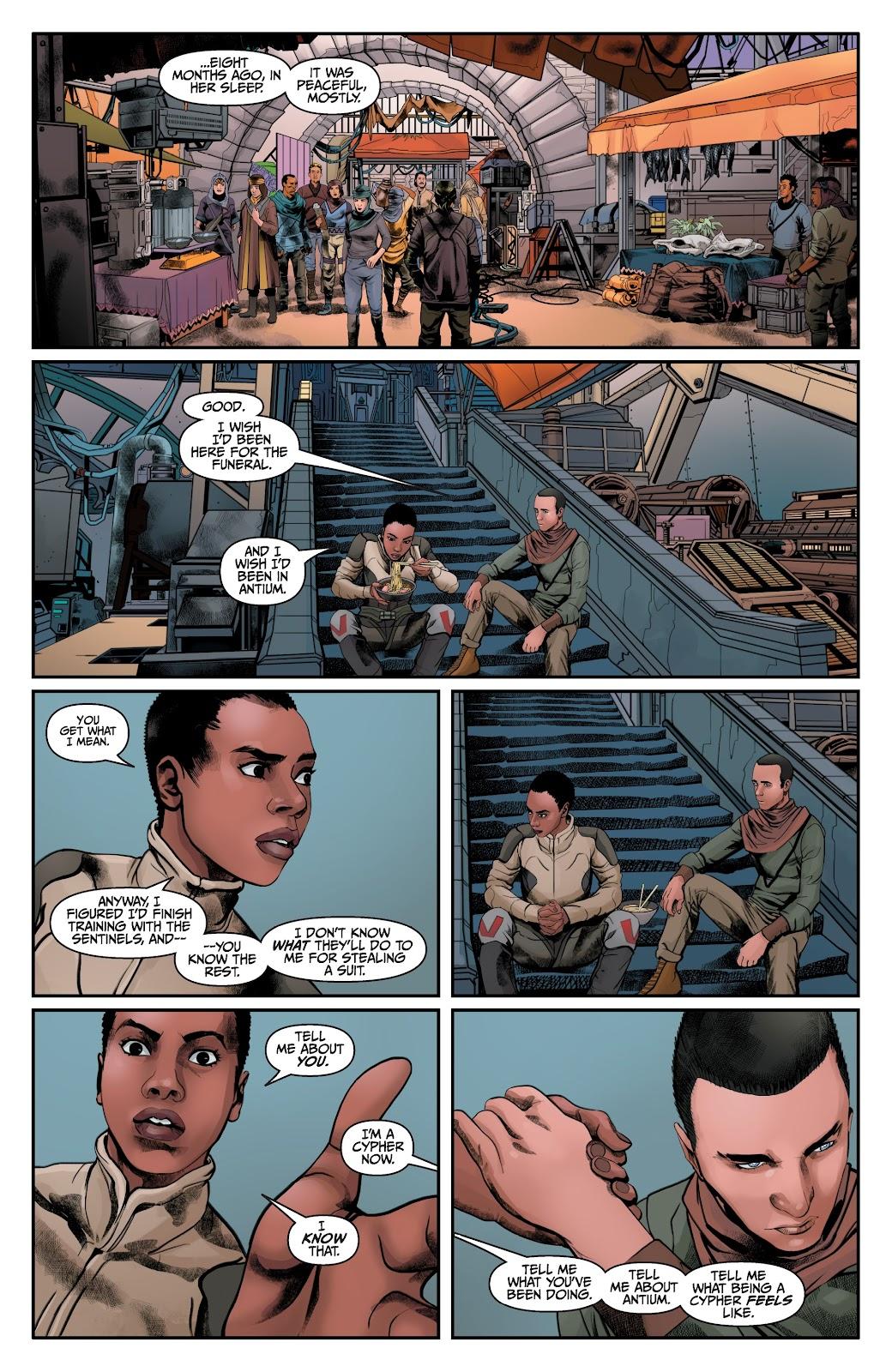 Read online Anthem comic -  Issue #2 - 15