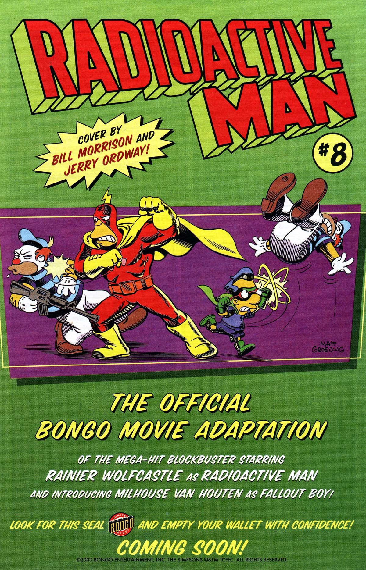 Read online Simpsons Comics Presents Bart Simpson comic -  Issue #15 - 17