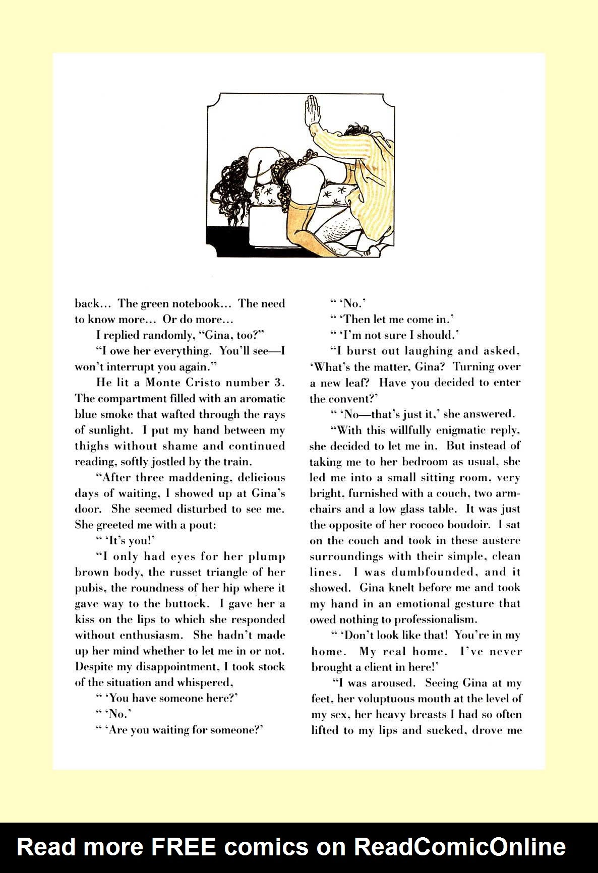The Art of Spanking issue TPB - Page 37