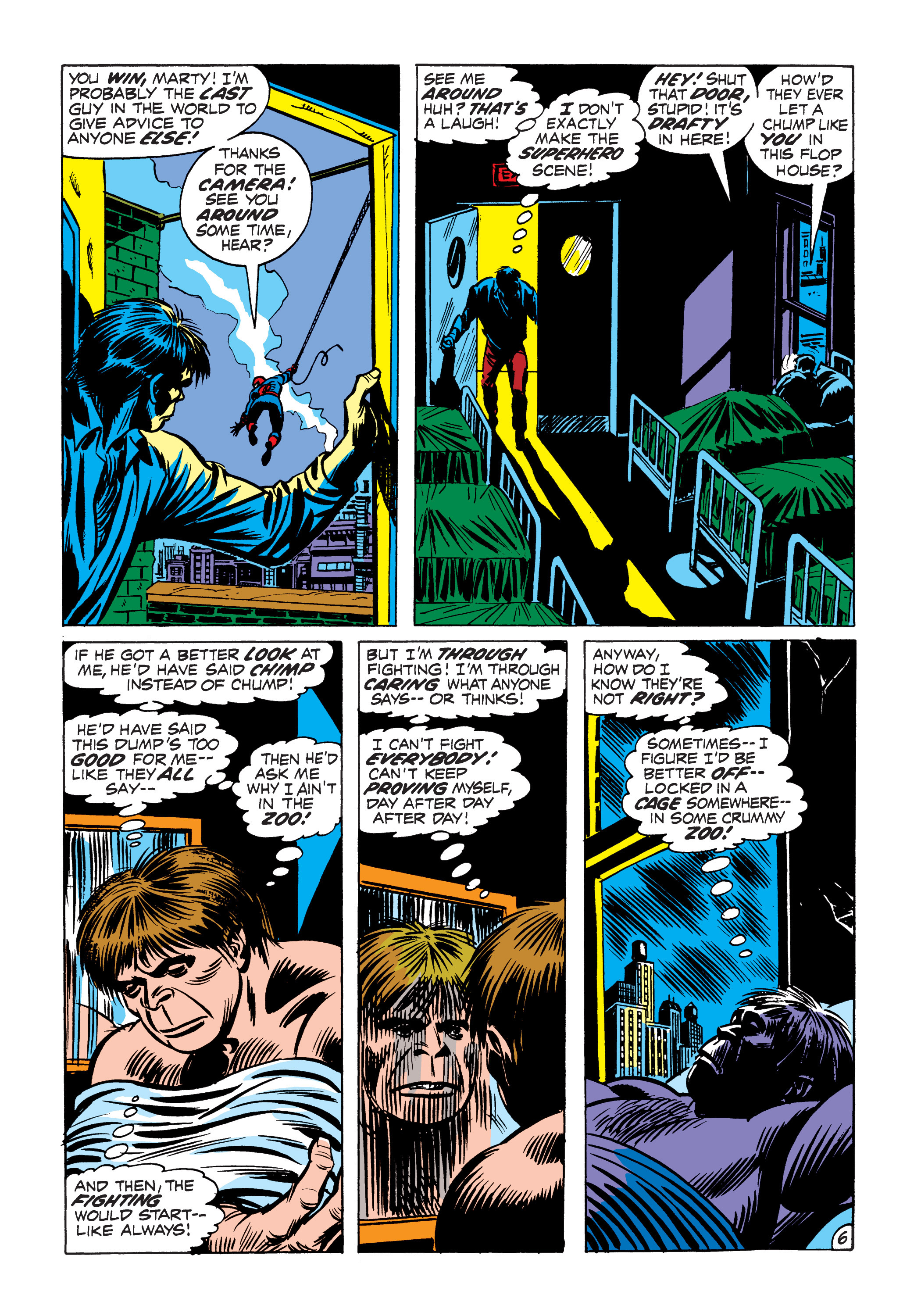 The Amazing Spider-Man (1963) 110 Page 6