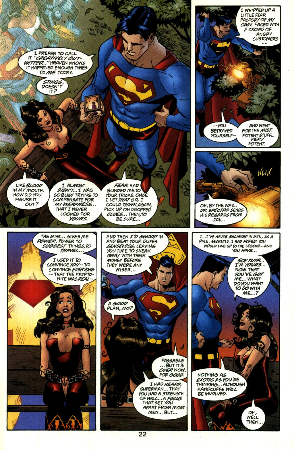 Action Comics (1938) 760 Page 21