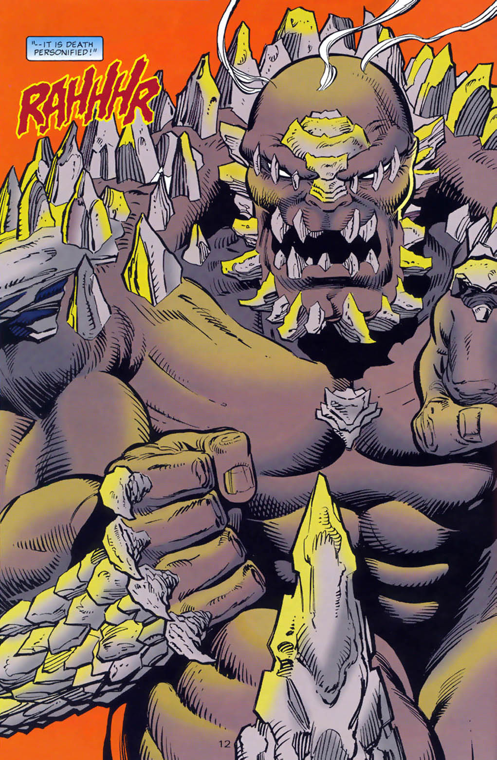 Read online Doomsday Annual comic -  Issue # Full - 13