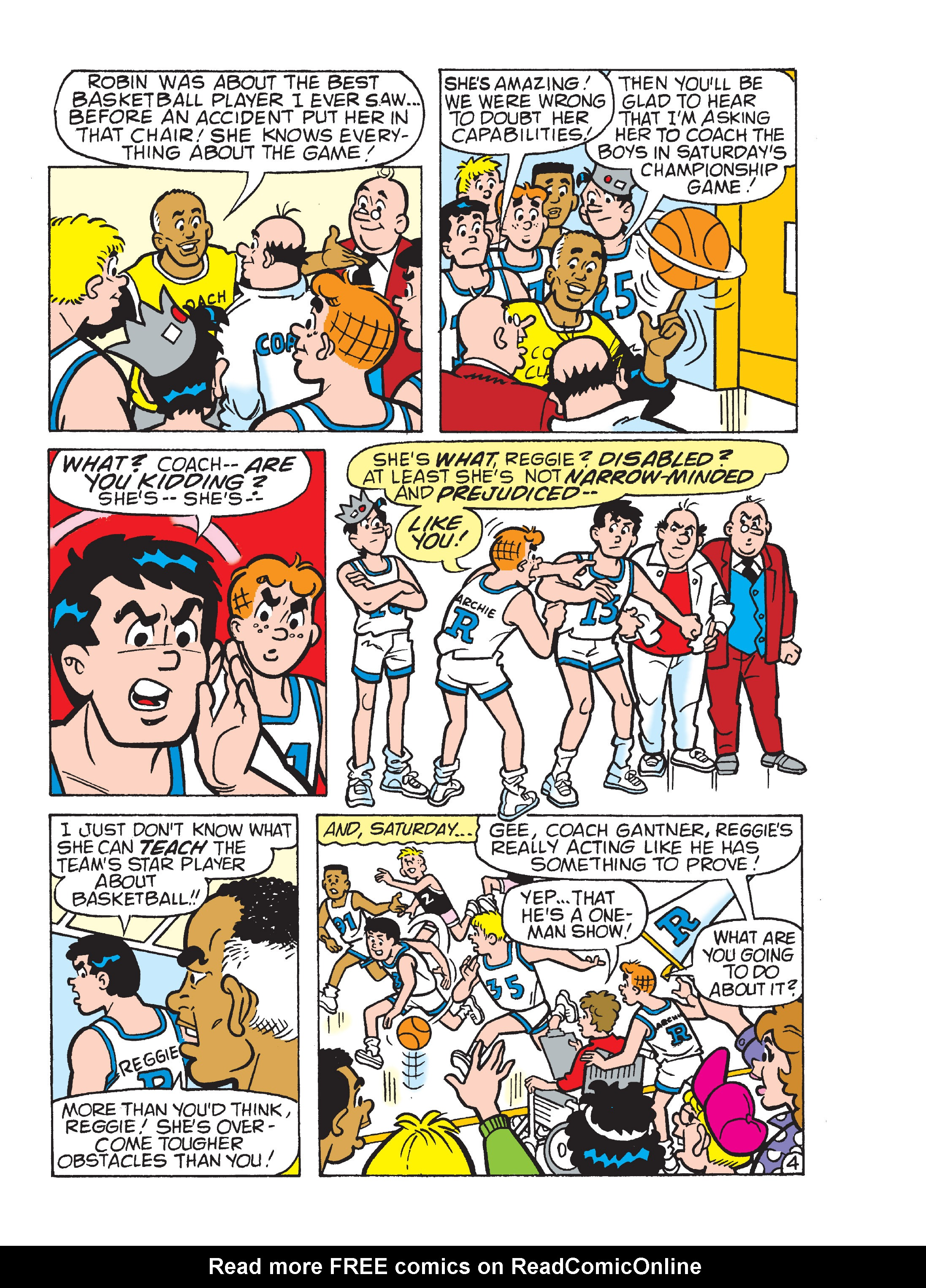Read online World of Archie Double Digest comic -  Issue #55 - 161