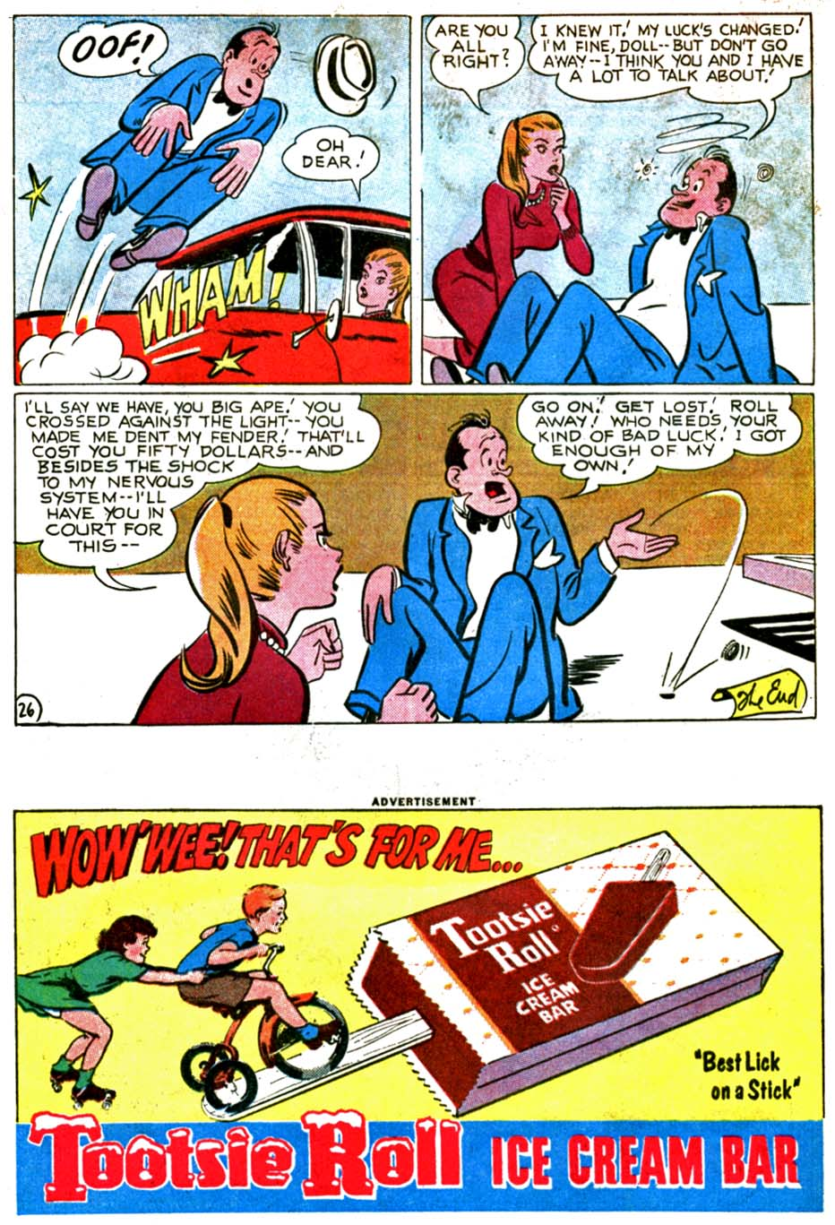 The Adventures of Bob Hope issue 71 - Page 32