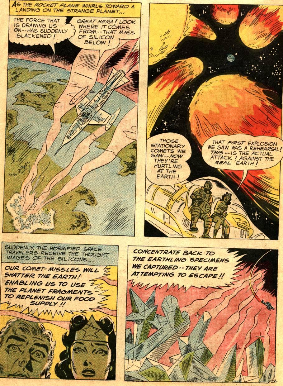 Read online Wonder Woman (1942) comic -  Issue #99 - 14