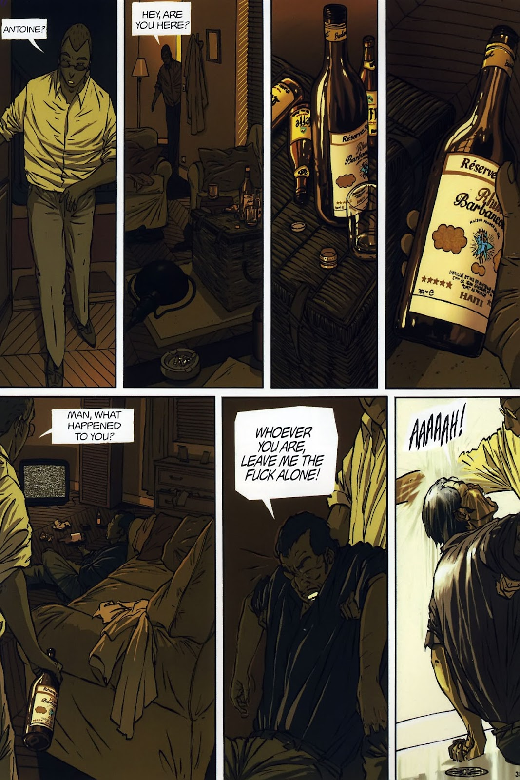 Read online The Killer comic -  Issue #8 - 11