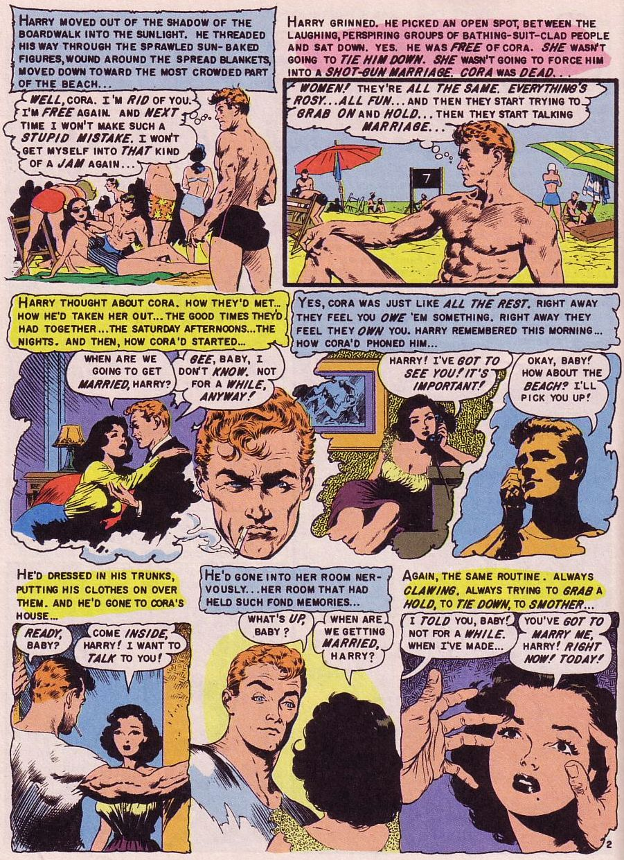Read online Shock SuspenStories comic -  Issue #13 - 24