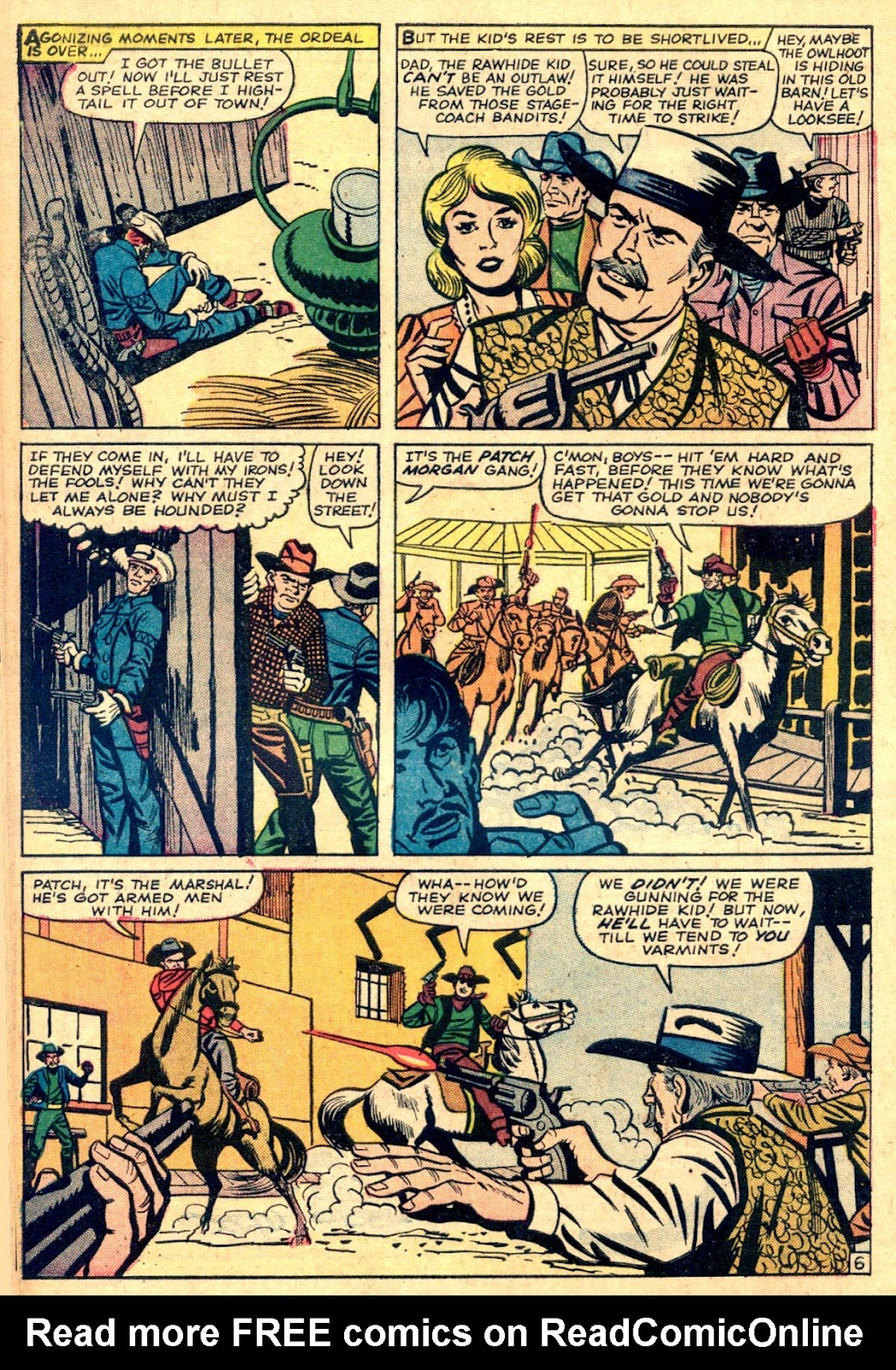 The Rawhide Kid (1955) issue 43 - Page 10