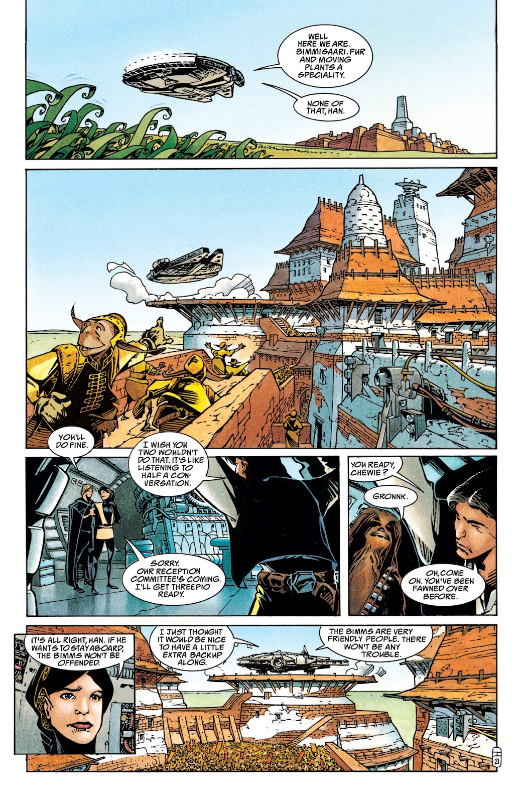 Read online Star Wars Legends: The New Republic - Epic Collection comic -  Issue # TPB 4 (Part 1) - 27