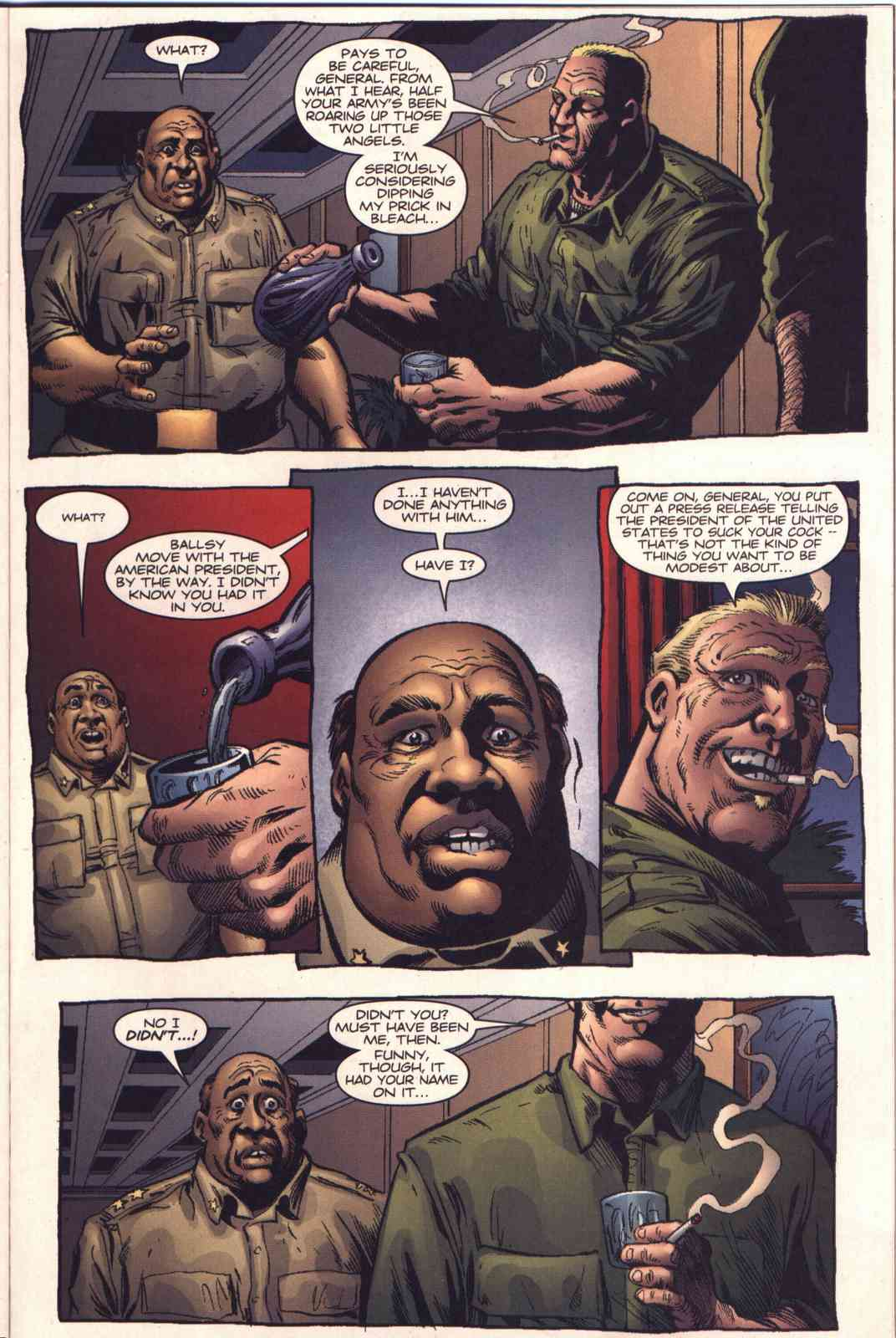 Read online Fury comic -  Issue #4 - 15