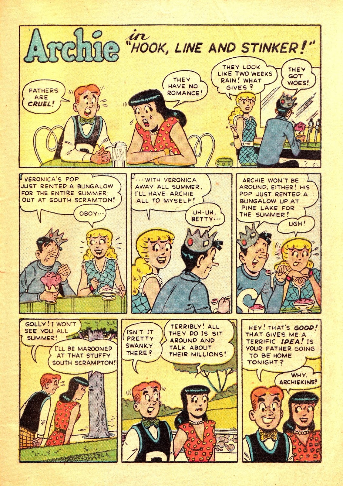 Archie Comics issue 076 - Page 33