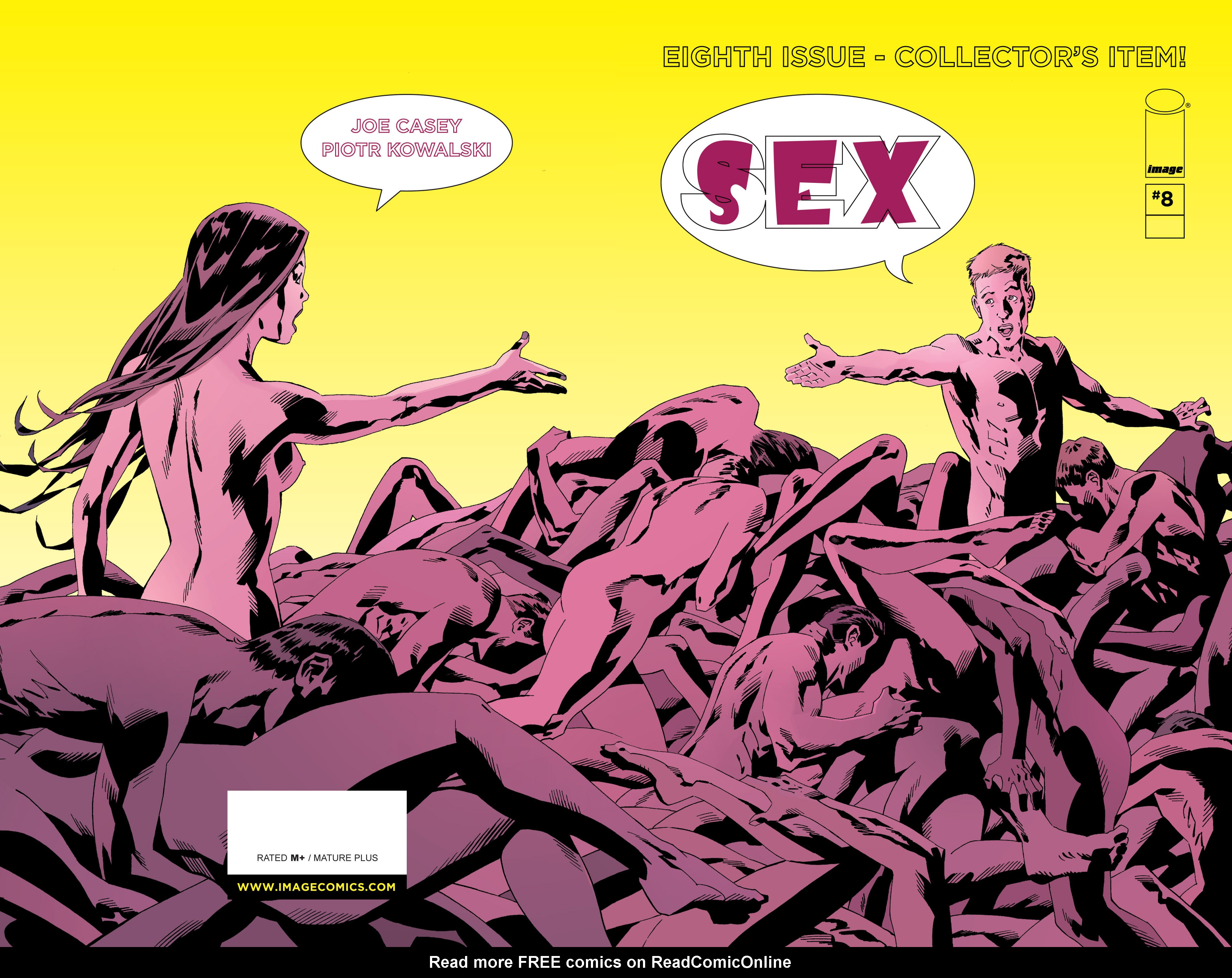Read online Sex comic -  Issue #8 - 2