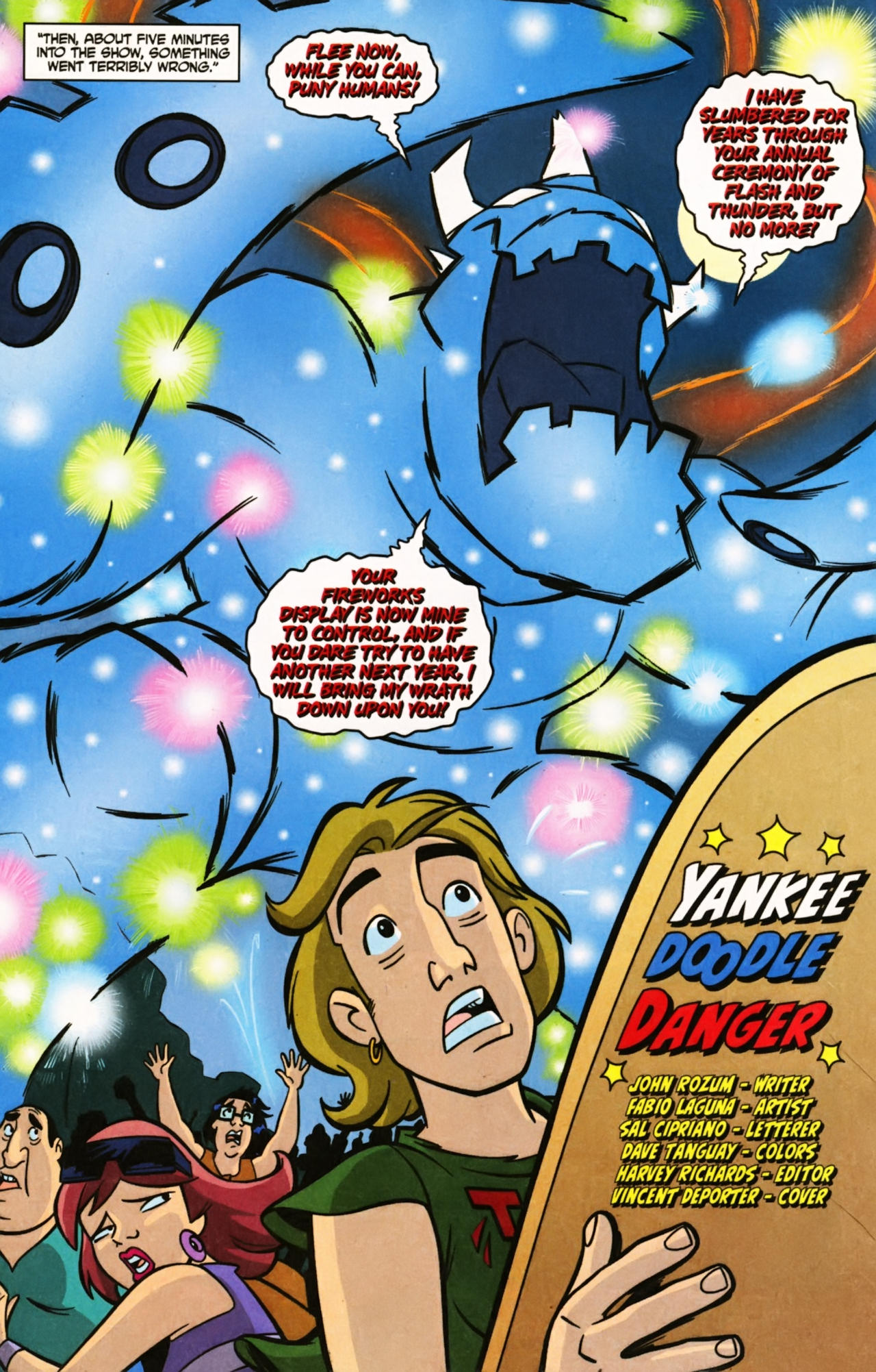 Read online Scooby-Doo (1997) comic -  Issue #146 - 3