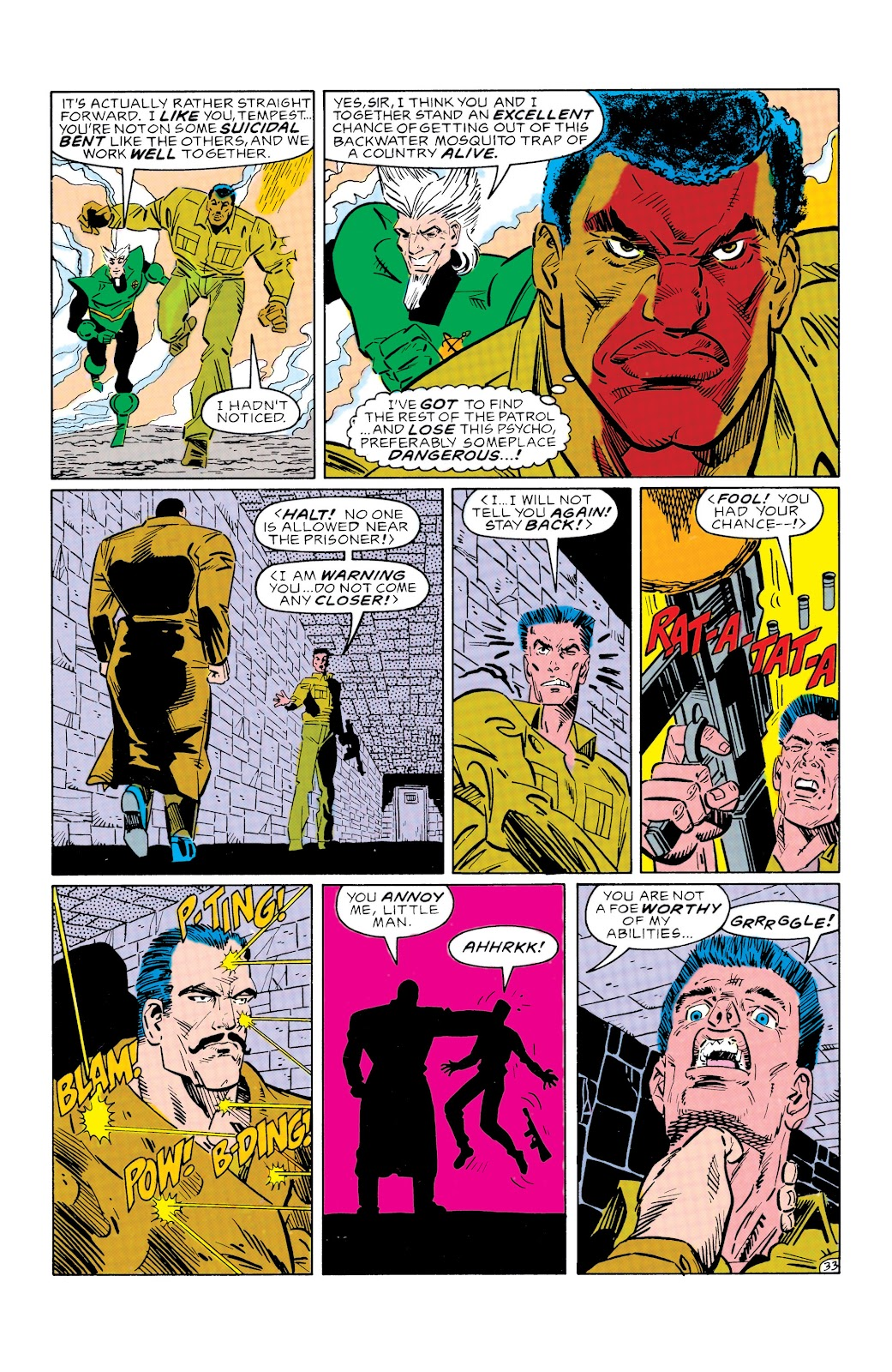 Doom Patrol and Suicide Squad Special issue Special 1 - Page 32