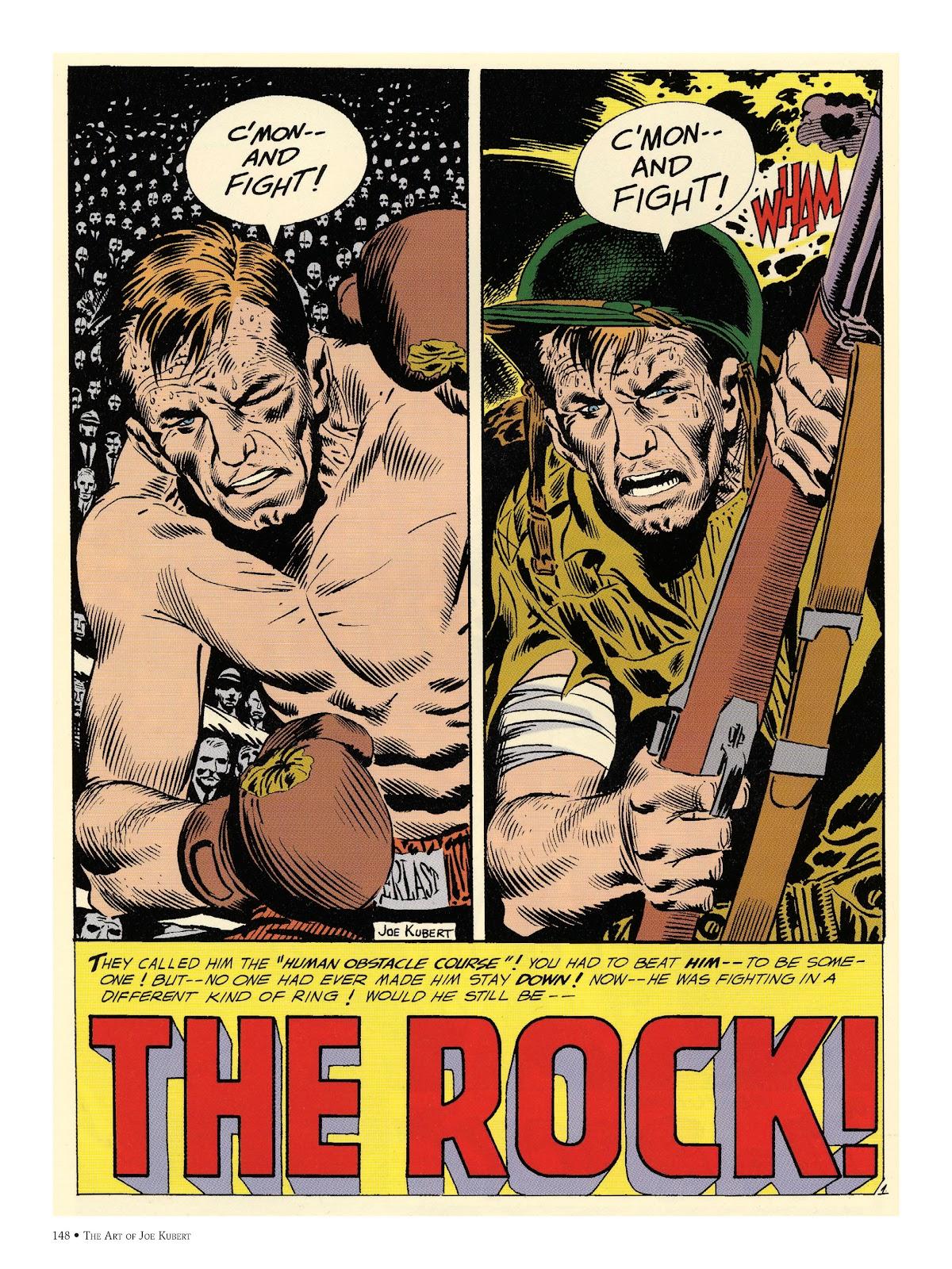 Read online The Art of Joe Kubert comic -  Issue # TPB (Part 2) - 48