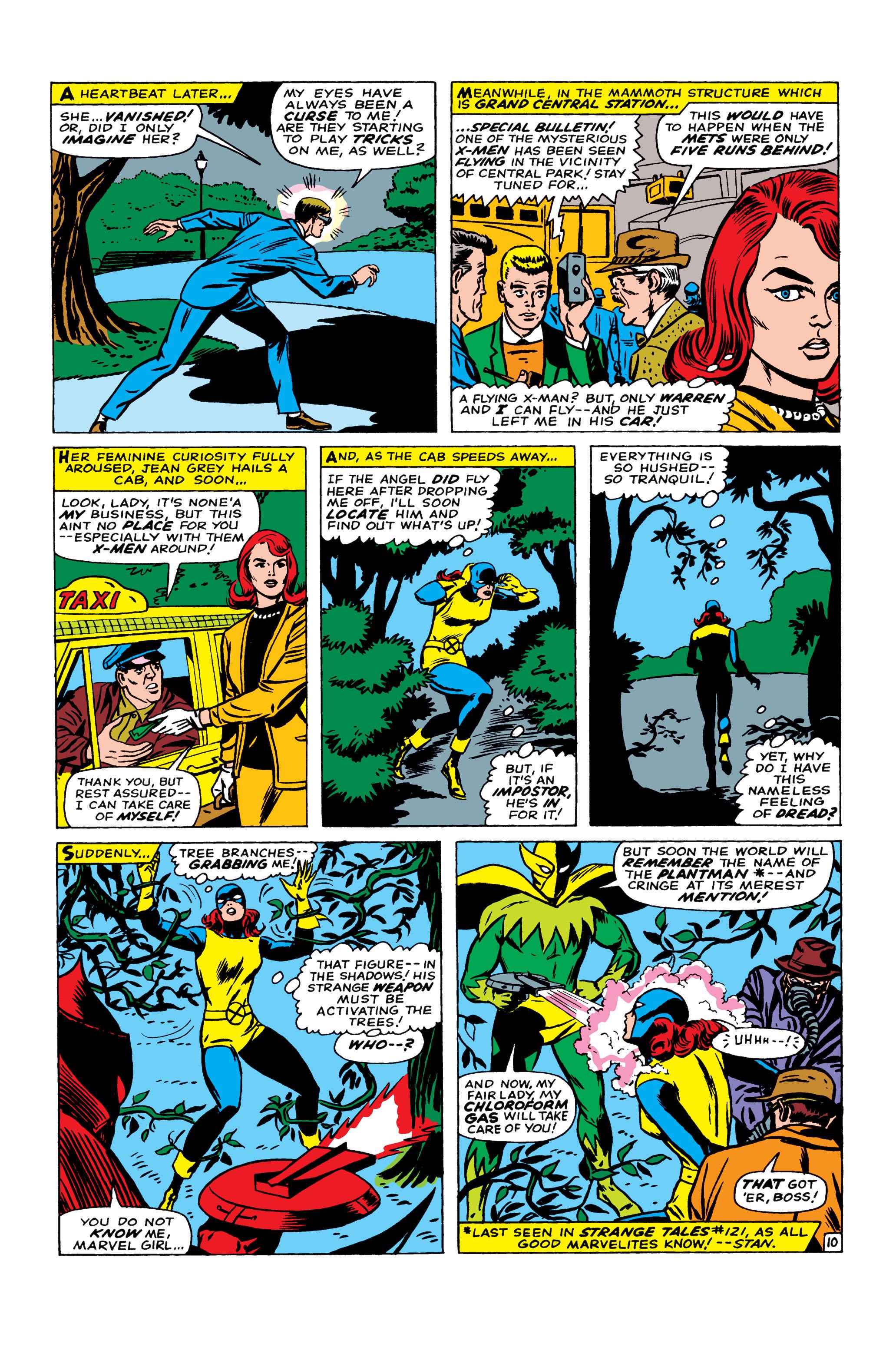 Read online Uncanny X-Men (1963) comic -  Issue #22 - 11