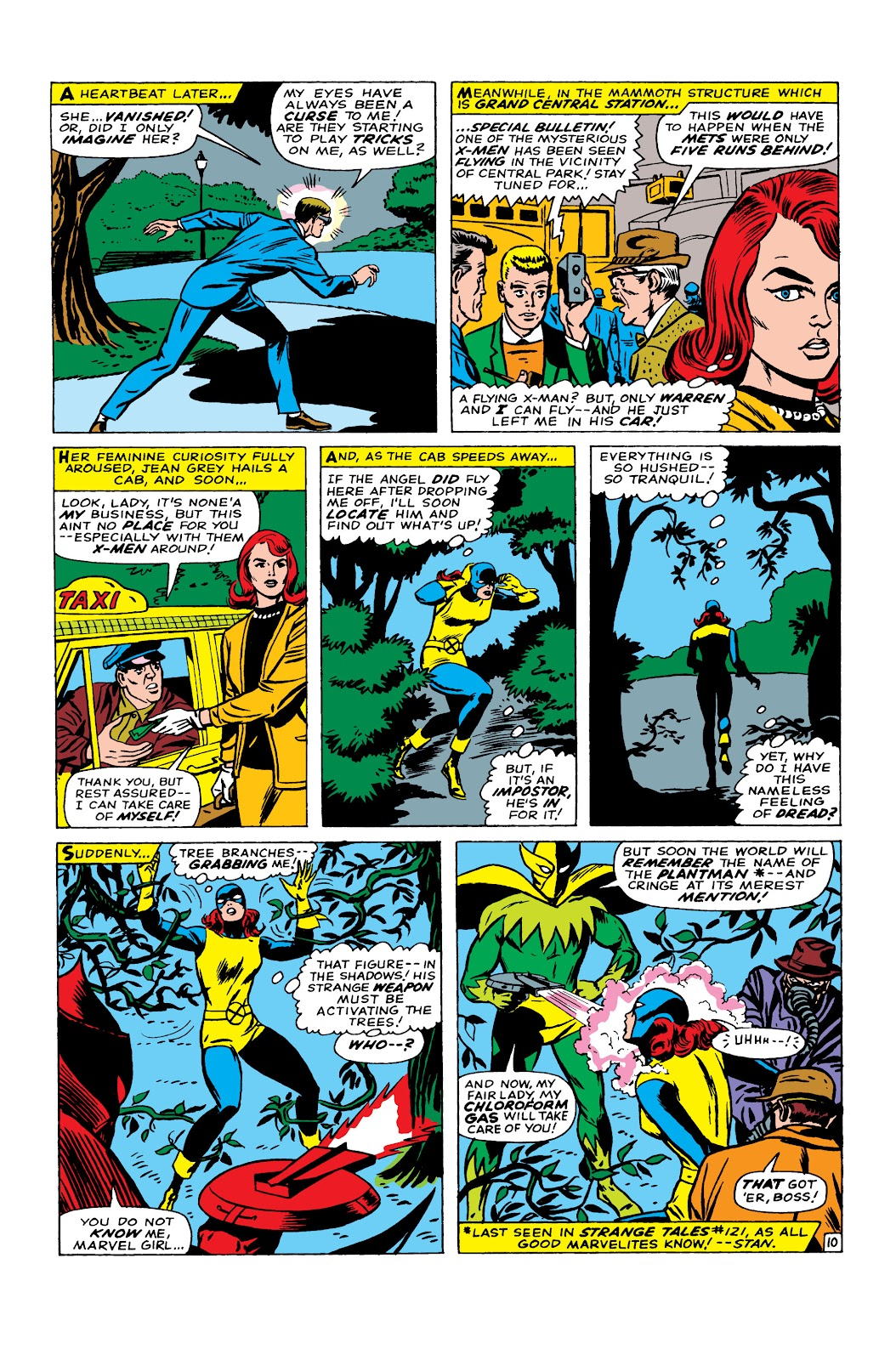 Uncanny X-Men (1963) issue 22 - Page 11