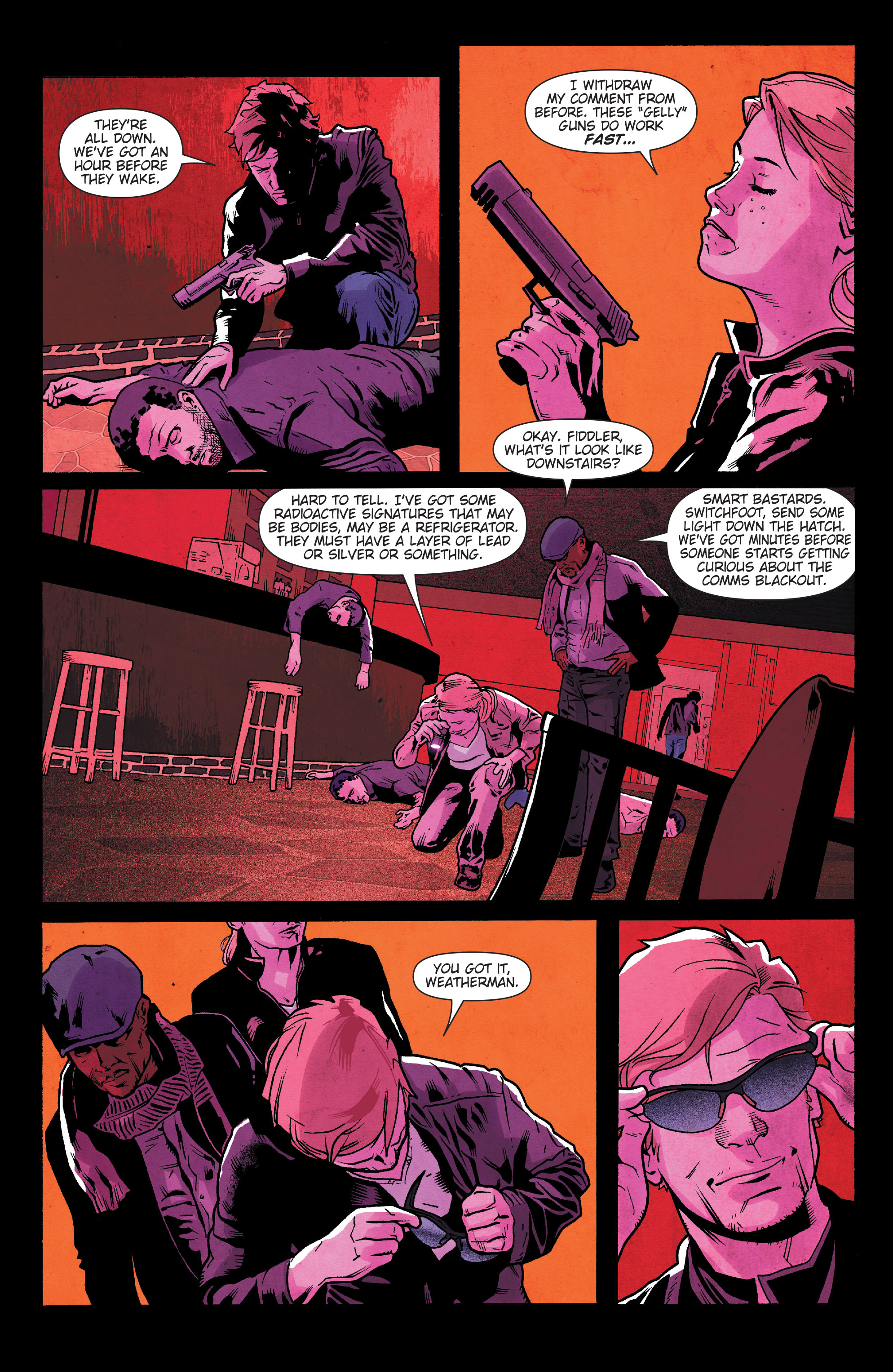 Read online The Activity comic -  Issue #2 - 11