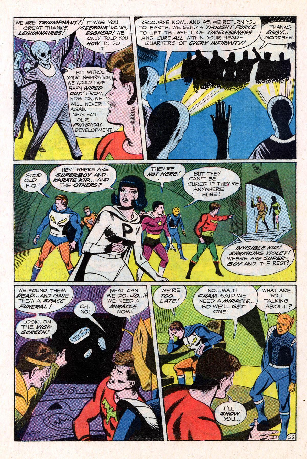Read online Adventure Comics (1938) comic -  Issue #379 - 30