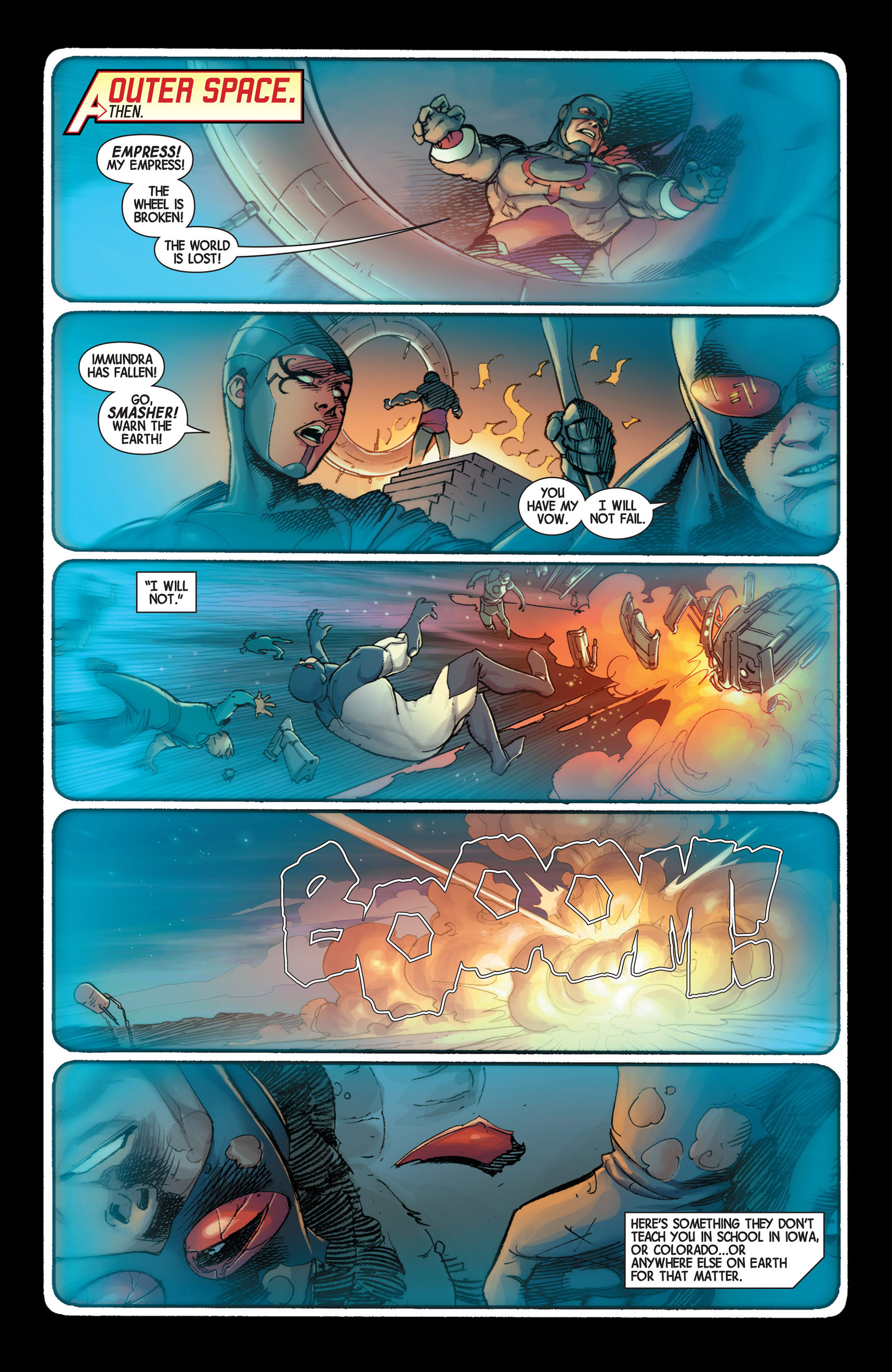 Read online Avengers (2013) comic -  Issue #5 - 4