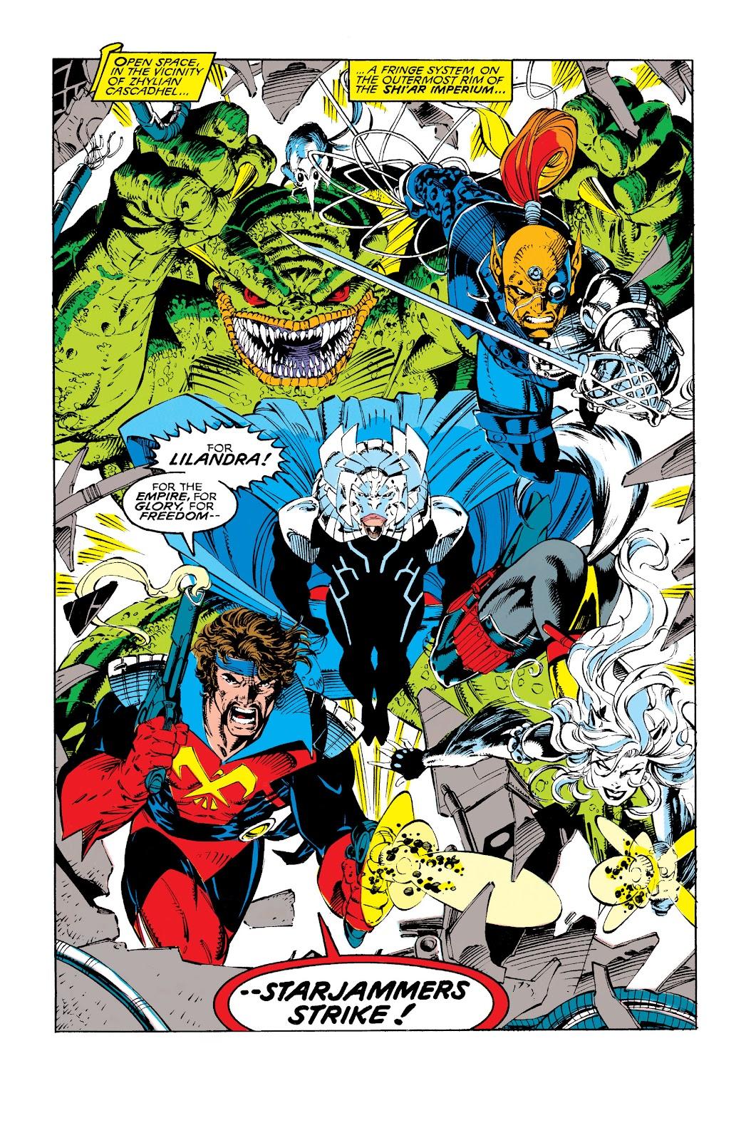 Uncanny X-Men (1963) issue 275 - Page 2