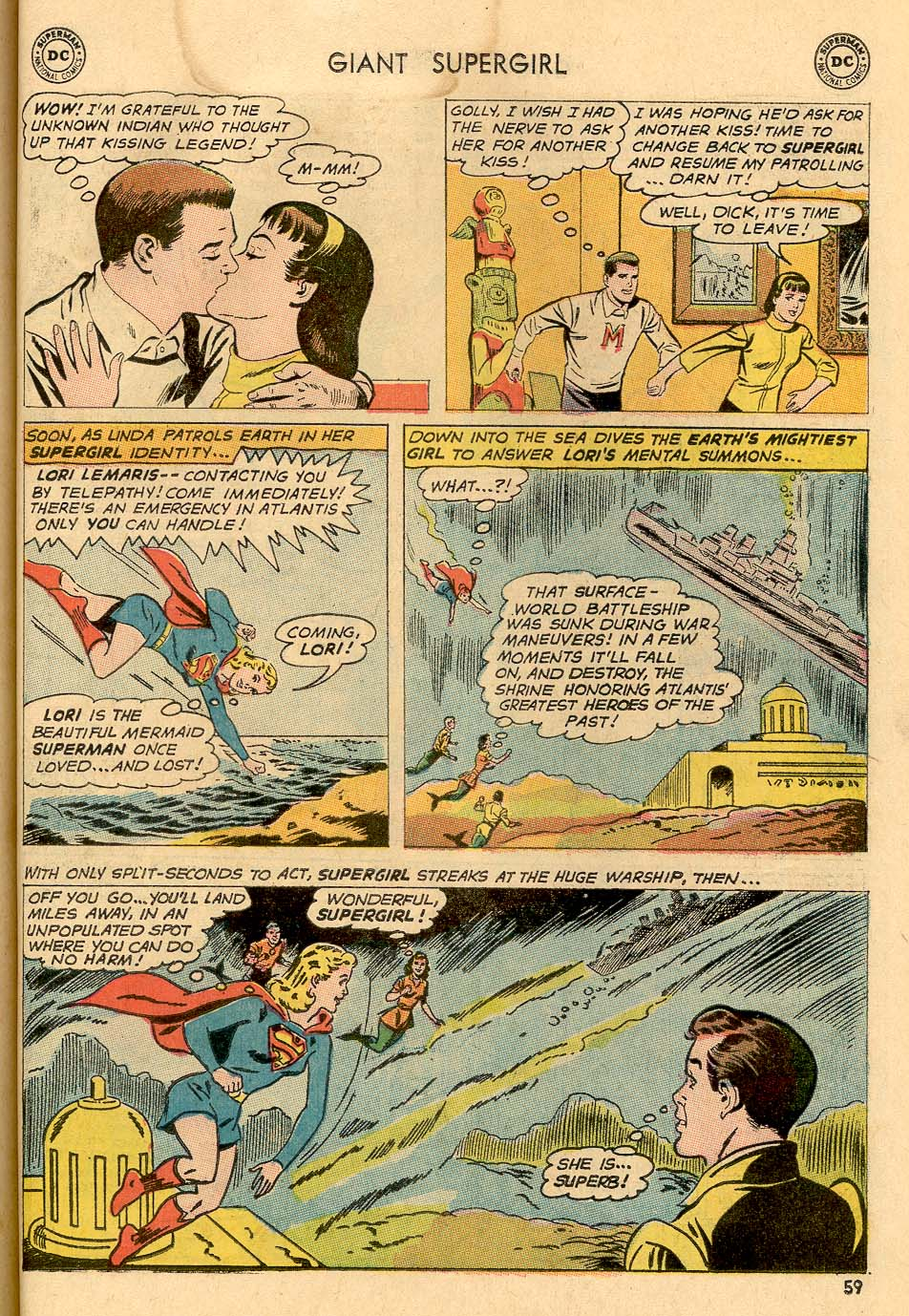 Action Comics (1938) 347 Page 60