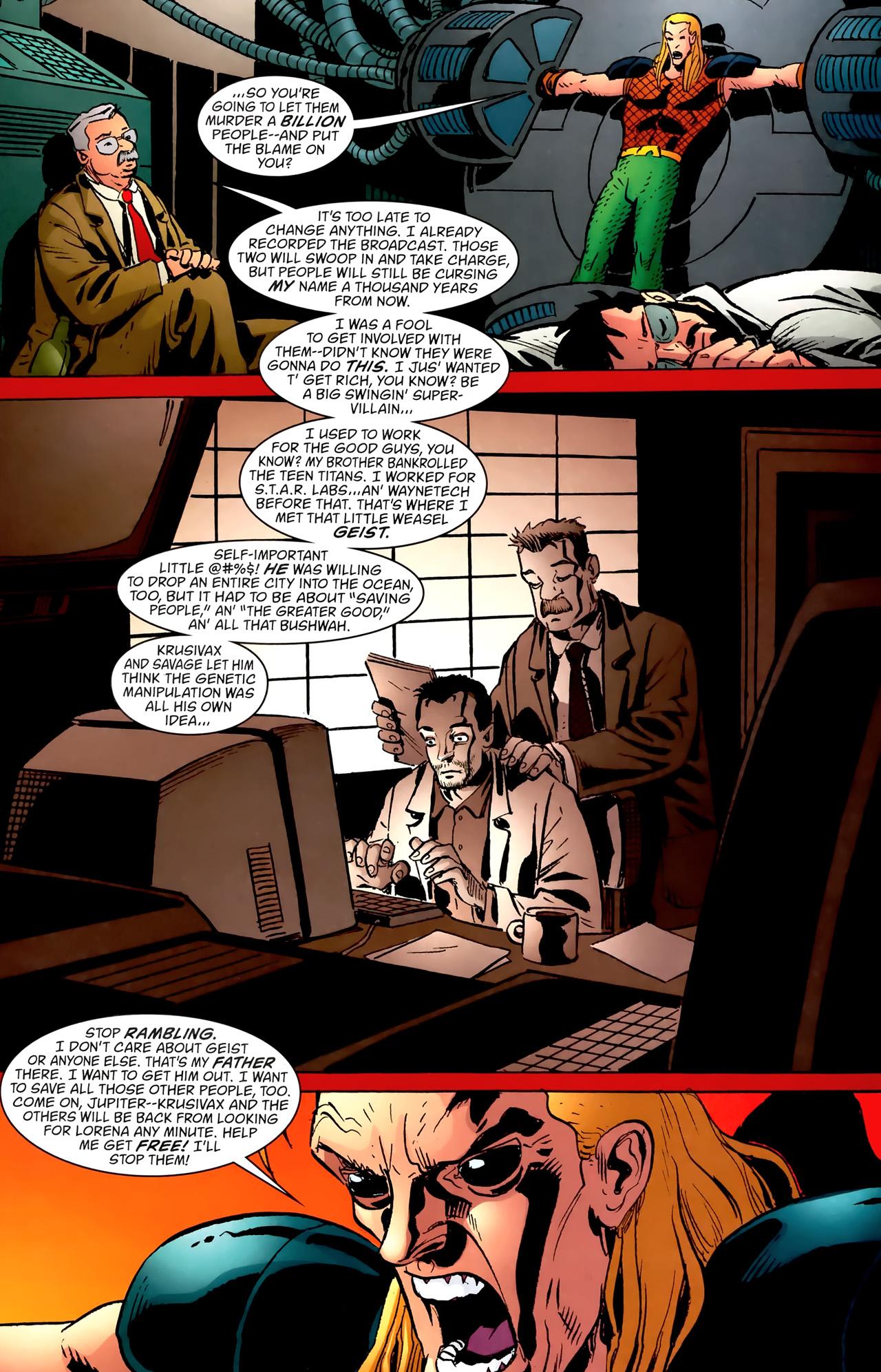 Read online Aquaman: Sword of Atlantis comic -  Issue #55 - 14