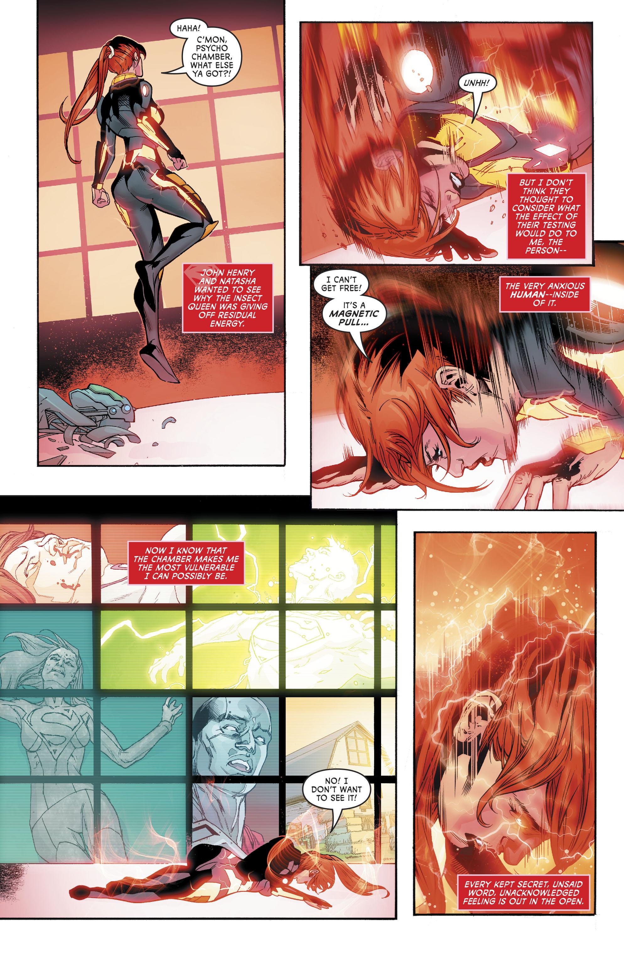 Read online Superwoman comic -  Issue #10 - 17