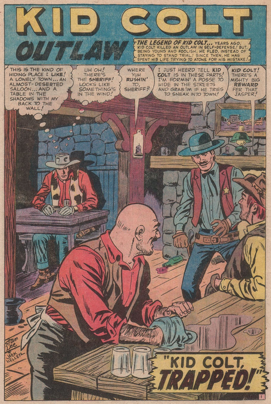 Kid Colt Outlaw issue 211 - Page 16