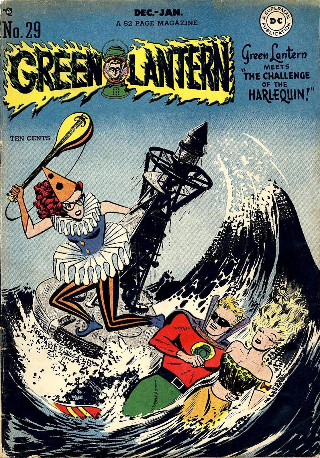 Green Lantern (1941) 29 Page 1