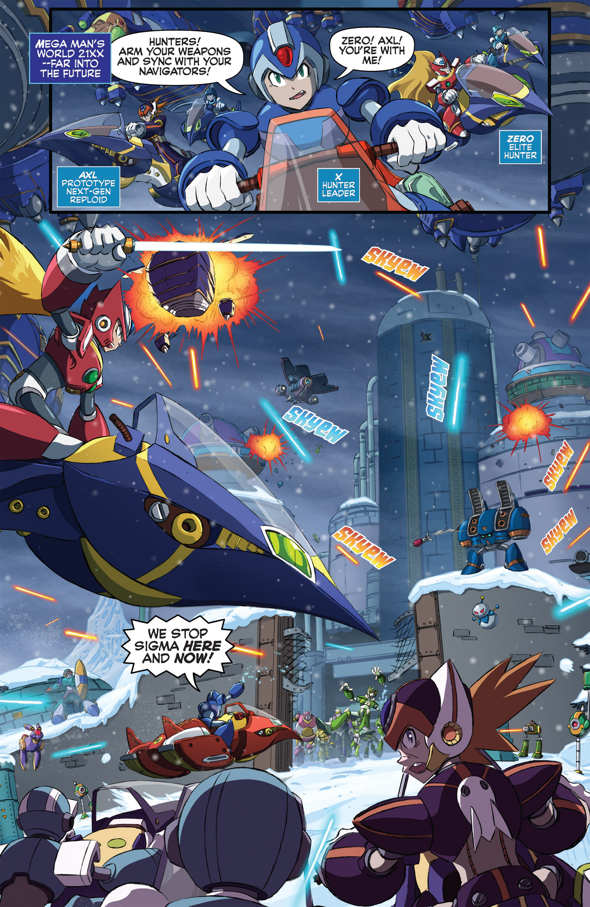 Read online Sonic Universe comic -  Issue #76 - 3