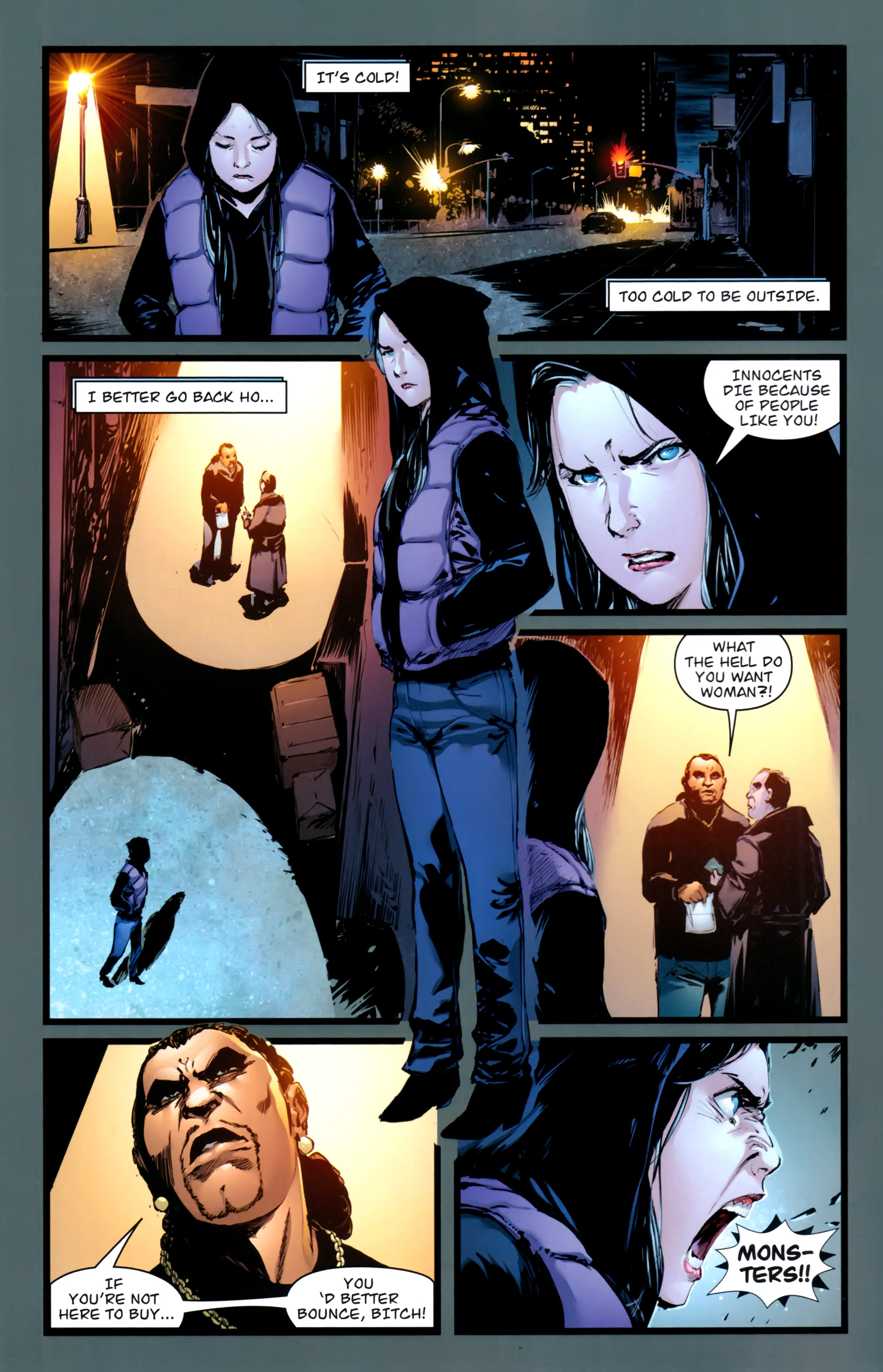Read online Astria comic -  Issue #1 - 30