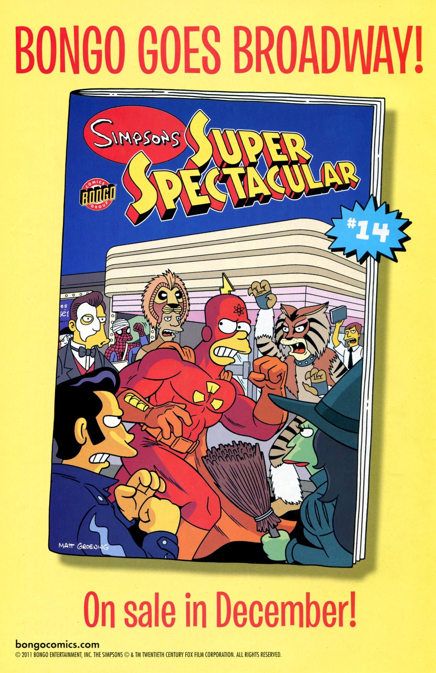 Read online Simpsons Comics Presents Bart Simpson comic -  Issue #66 - 29