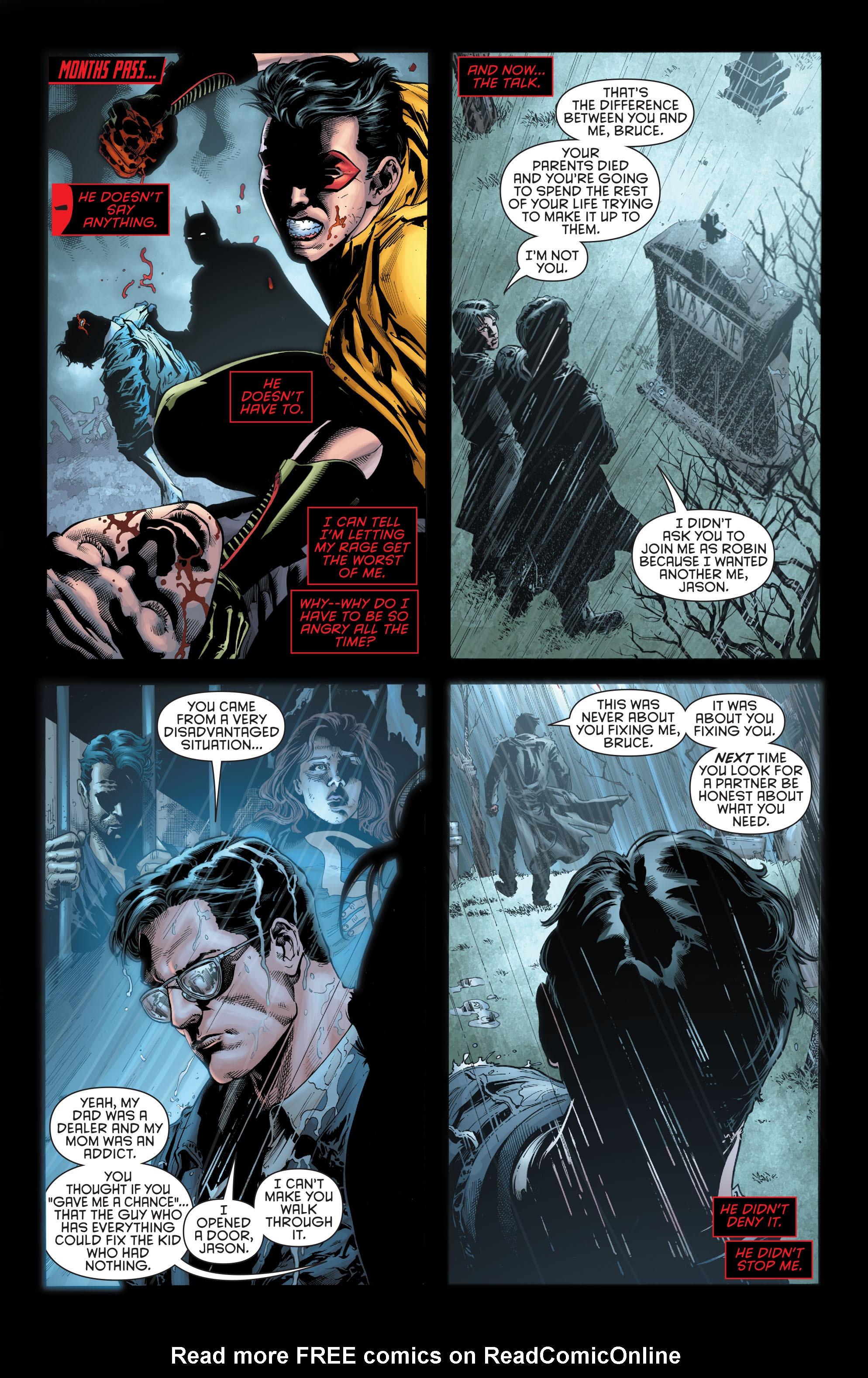 Read online Secret Origins (2014) comic -  Issue #5 - 18