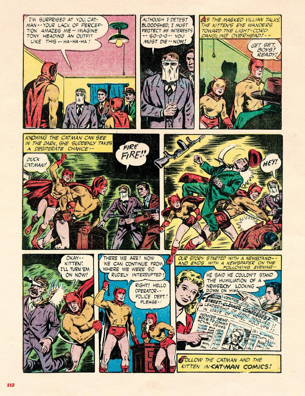 Read online Super Weird Heroes comic -  Issue # TPB 1 (Part 2) - 12
