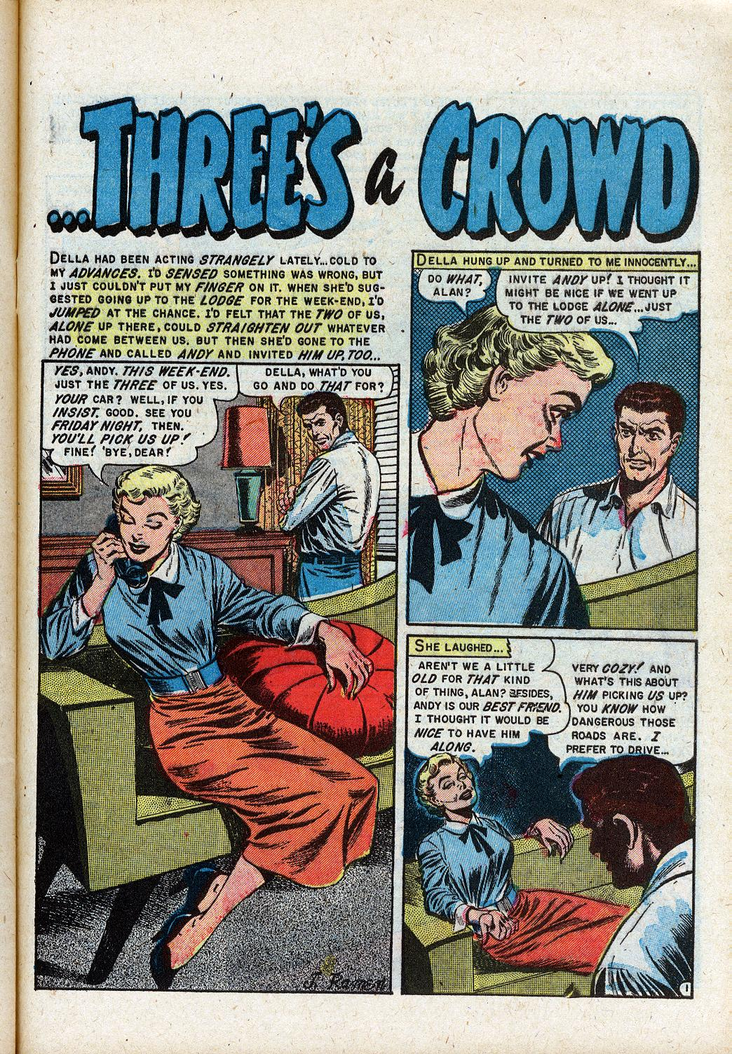 Read online Shock SuspenStories comic -  Issue #11 - 27