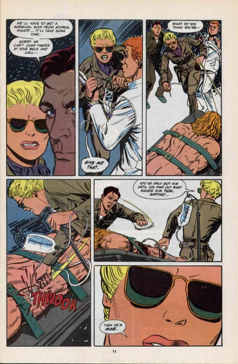 Read online Doctor Zero comic -  Issue #7 - 13