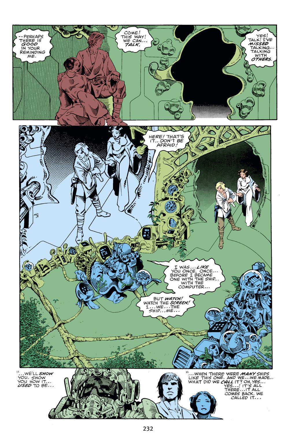 Read online Star Wars Omnibus comic -  Issue # Vol. 14 - 230