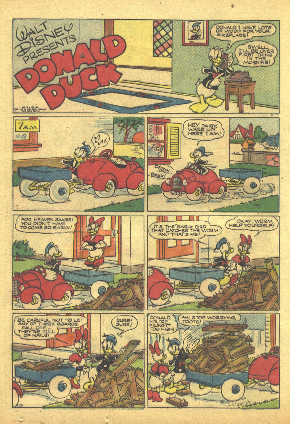 Walt Disney's Comics and Stories issue 103 - Page 32