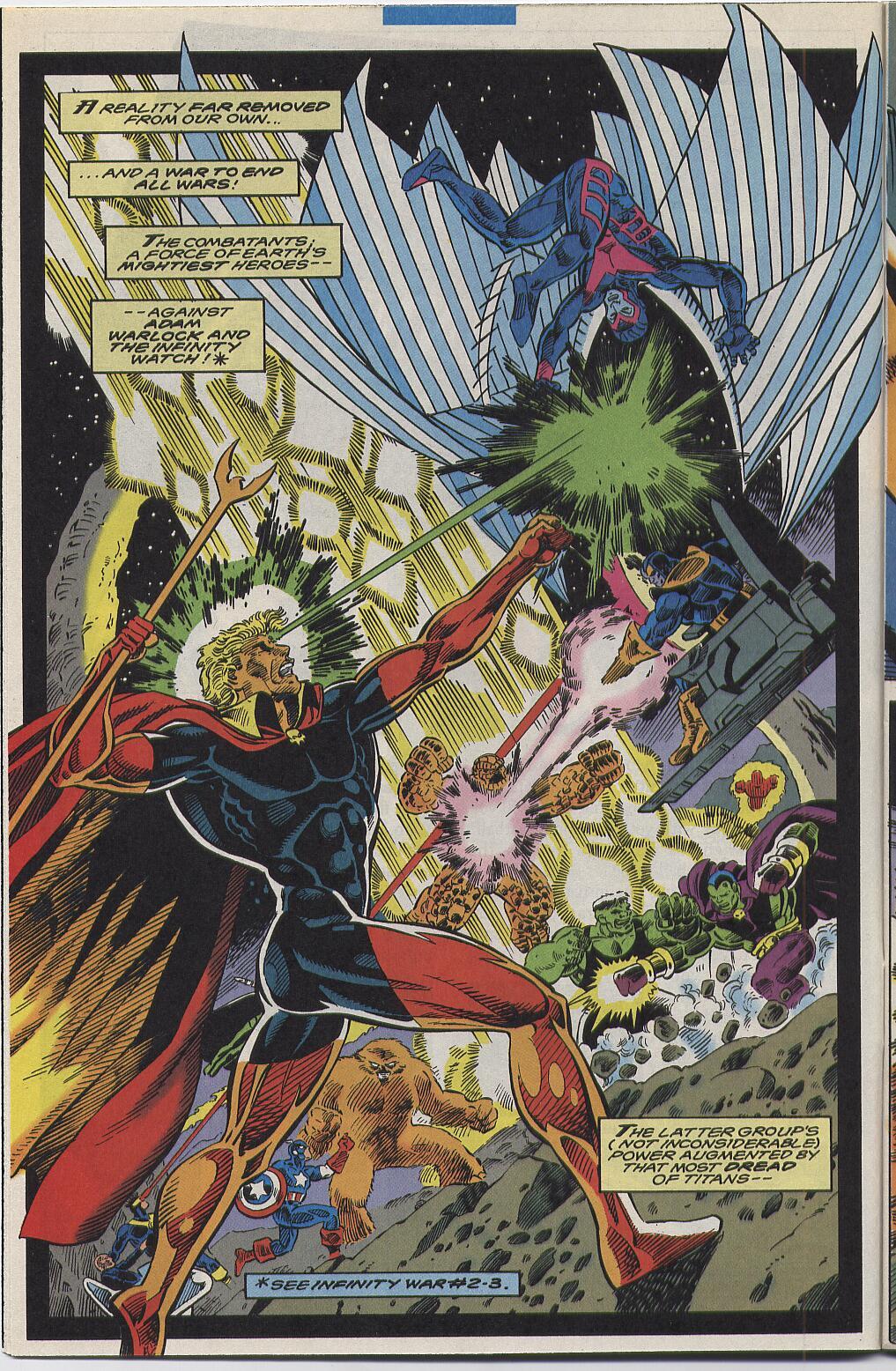 Read online Alpha Flight (1983) comic -  Issue #111 - 7