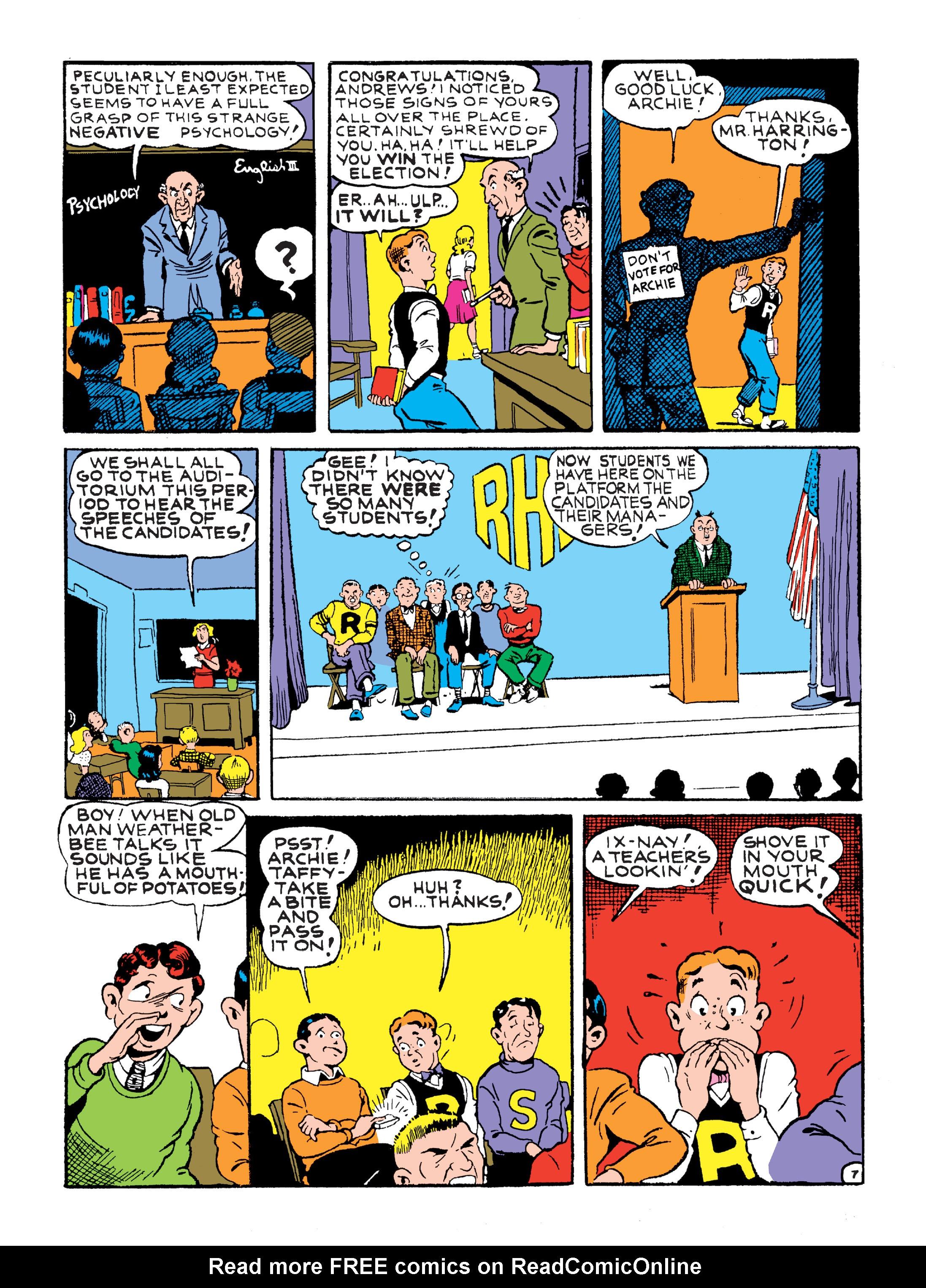 Read online Archie 1000 Page Comics Bonanza comic -  Issue #2 (Part 1) - 116