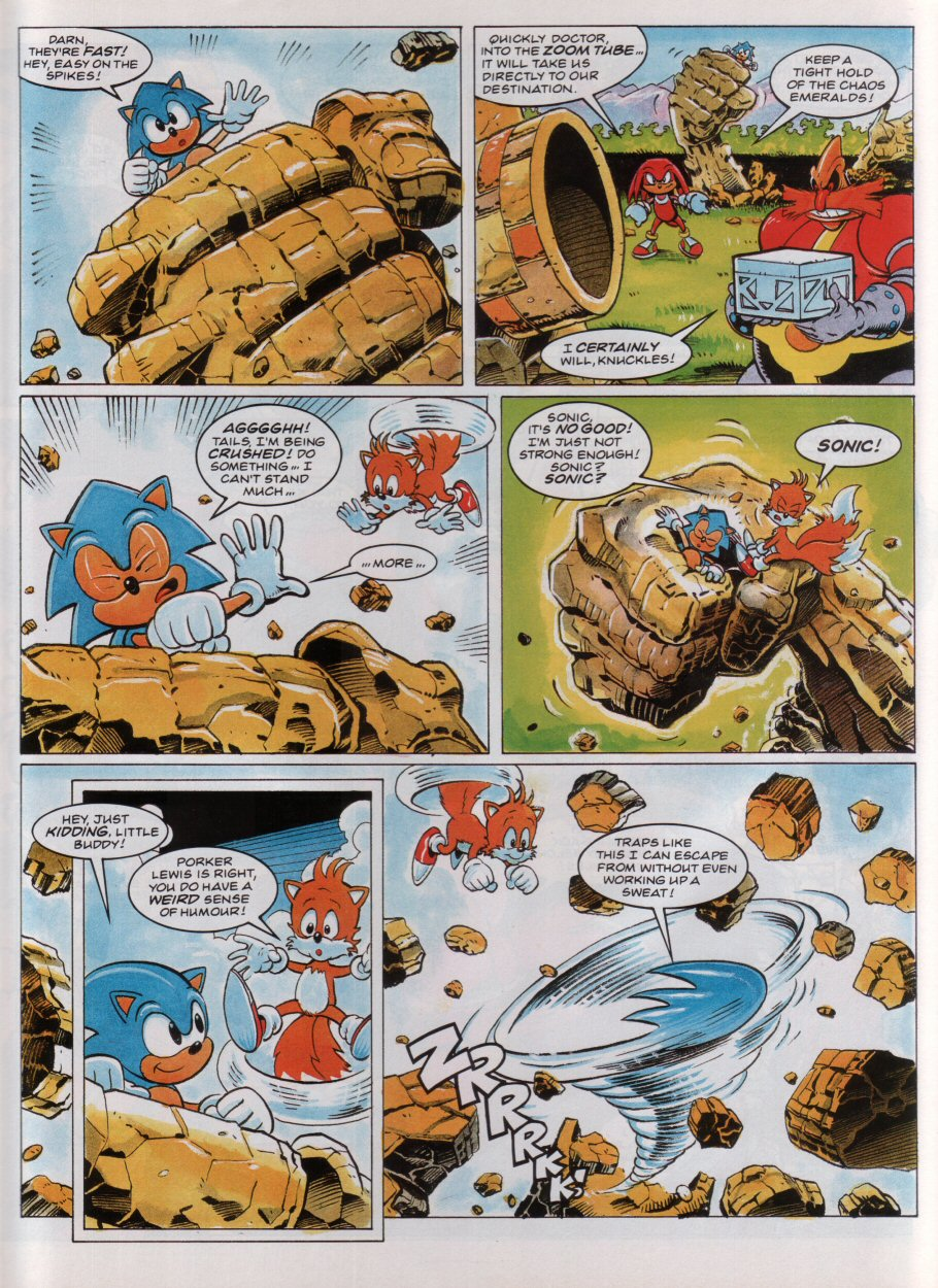Read online Sonic the Comic comic -  Issue #36 - 5
