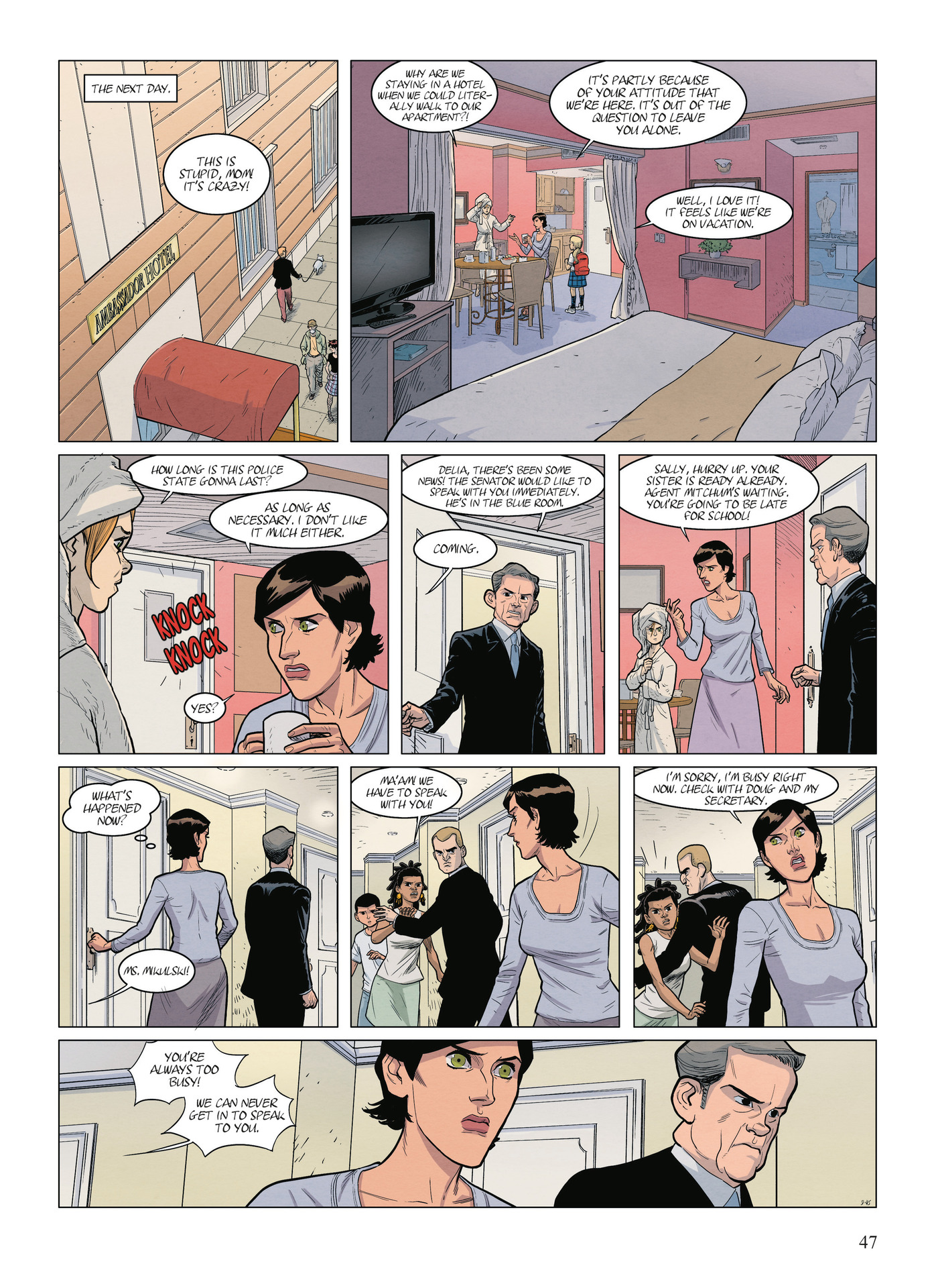 Read online Alter Ego comic -  Issue #9 - 49