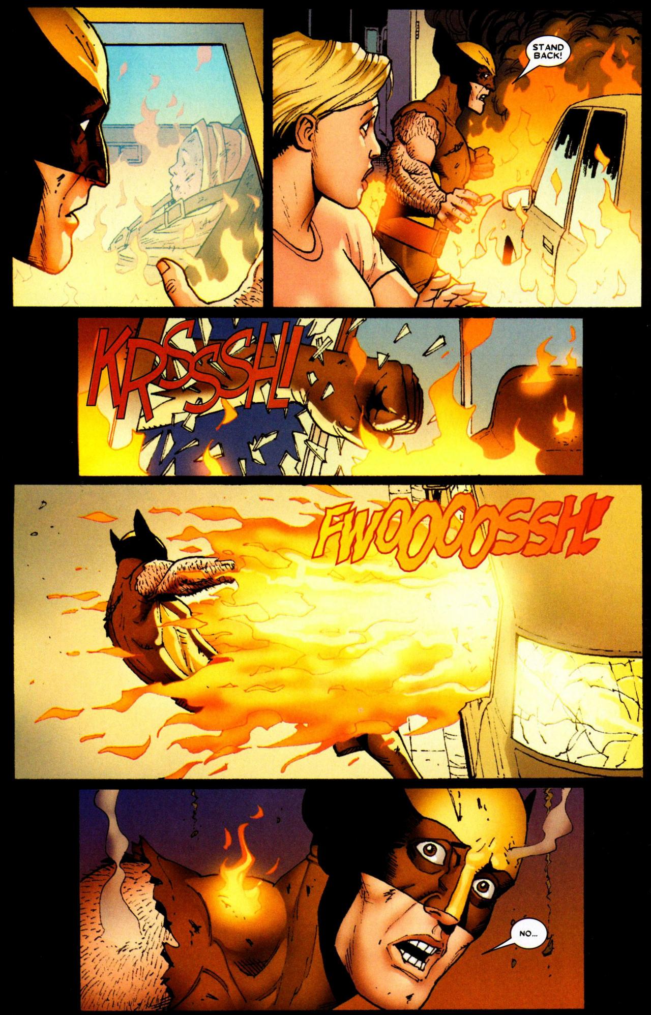 Read online Wolverine: Origins comic -  Issue #23 - 15