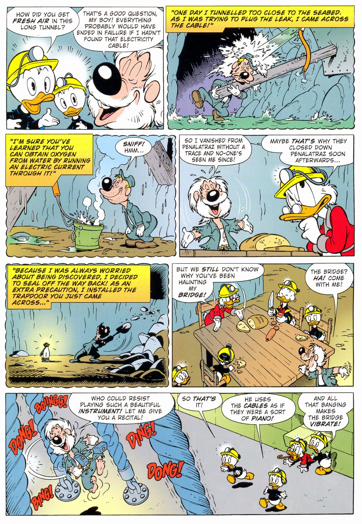 Read online Uncle Scrooge (1953) comic -  Issue #324 - 47