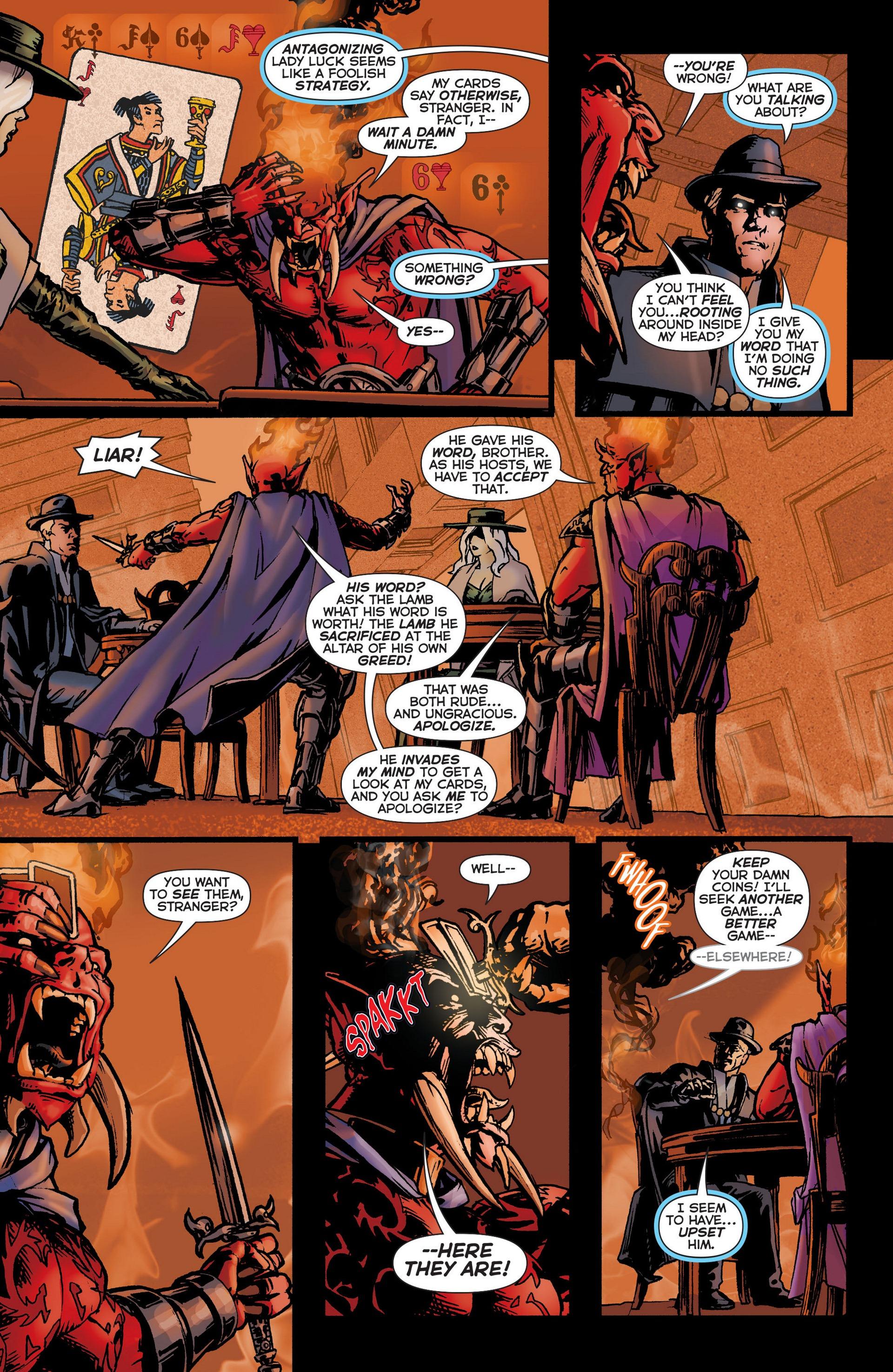 Read online Trinity of Sin: The Phantom Stranger comic -  Issue #6 - 15