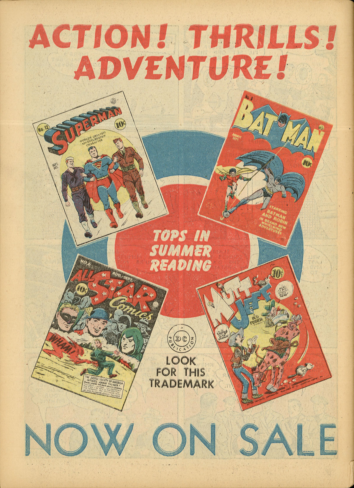 Read online Detective Comics (1937) comic -  Issue #55 - 66